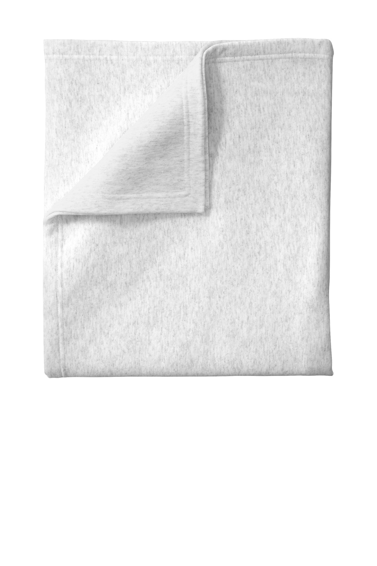 Port & Company ®  Core Fleece Sweatshirt Blanket. BP78 - Ash
