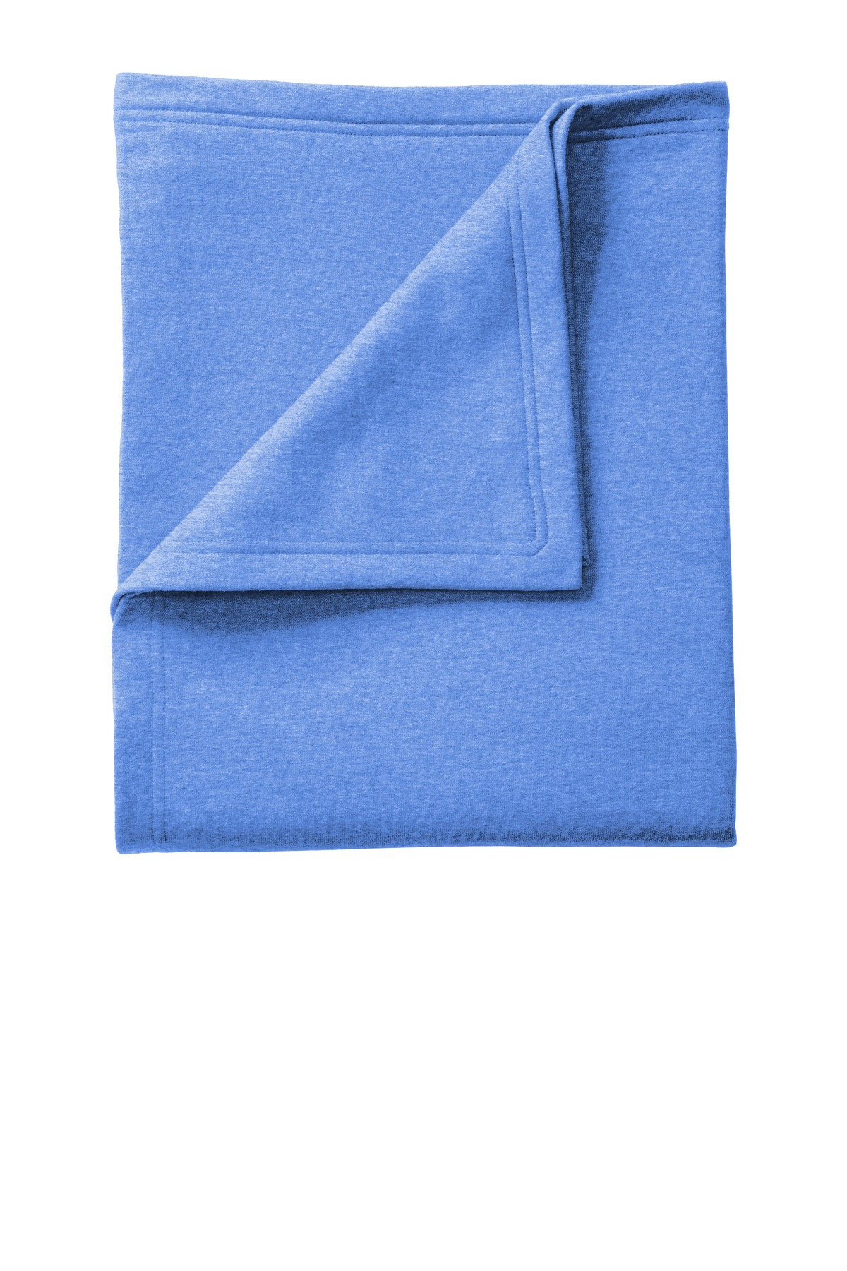 Port & Company ®  Core Fleece Sweatshirt Blanket. BP78 - Heather Royal
