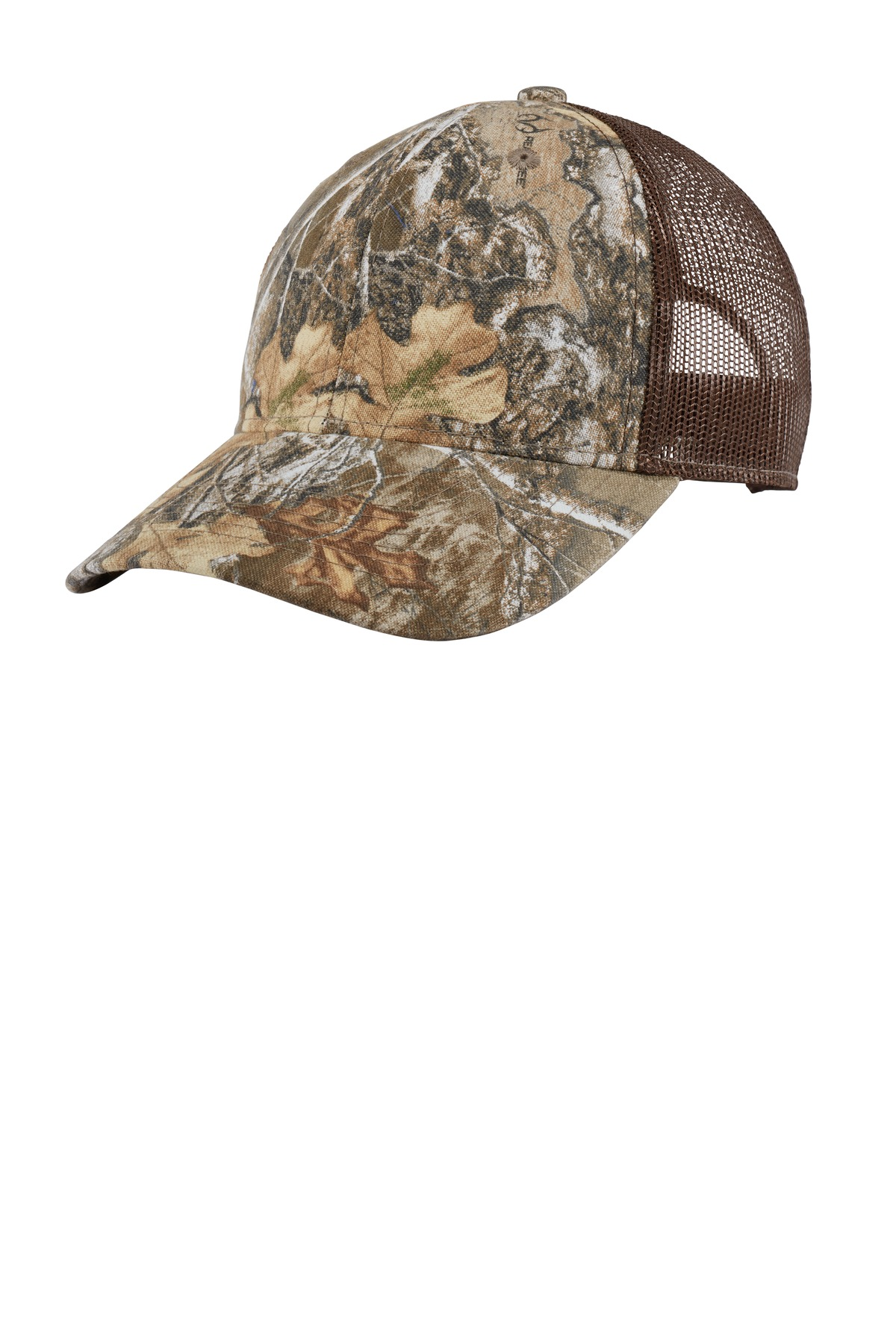 Port Authority ®  Structured Camouflage Mesh Back Cap. C930 - Realtree Edge