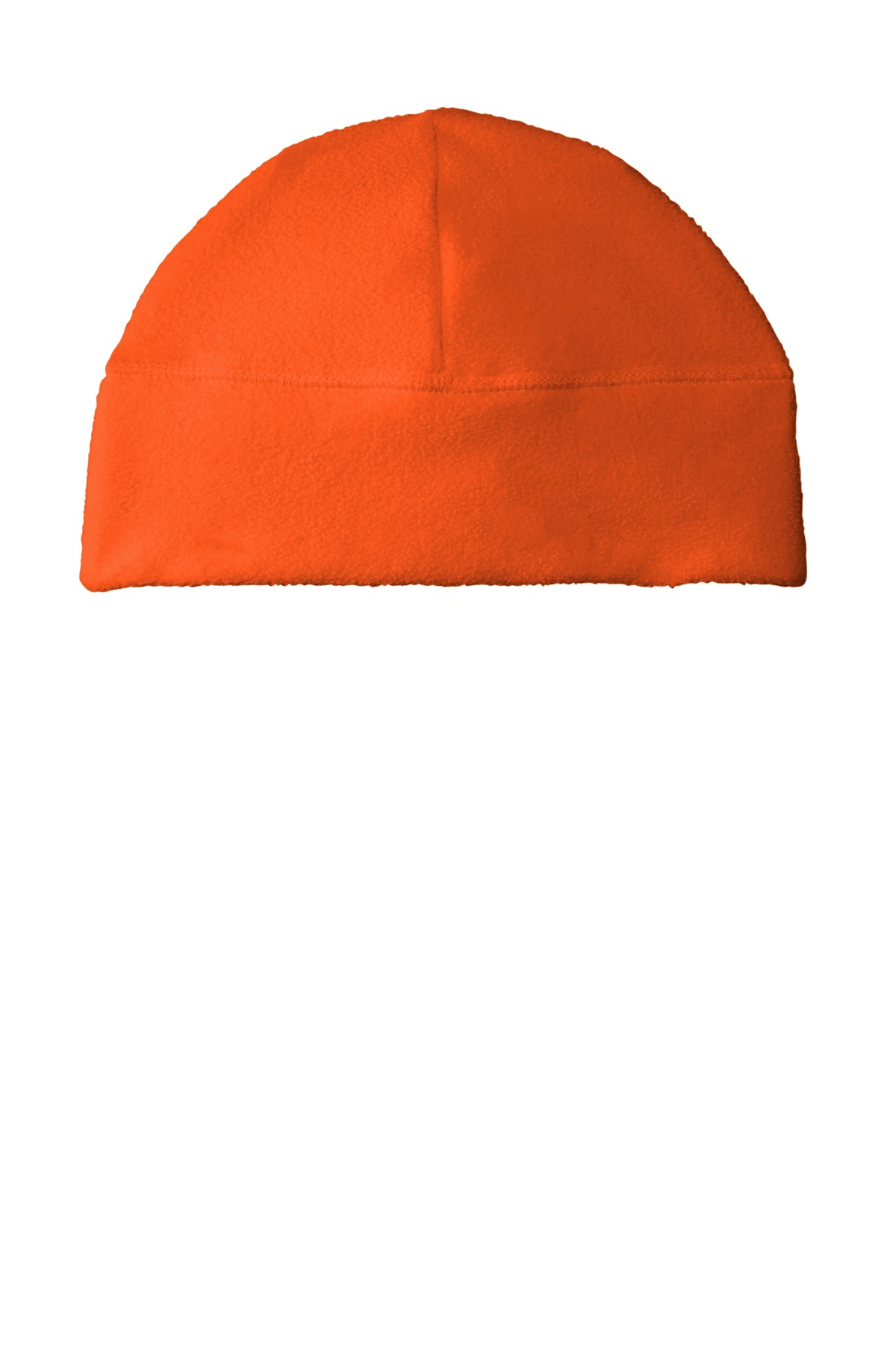 CornerStone  ®  Enhanced Visibility Fleece Beanie CS803 - Safety Orange