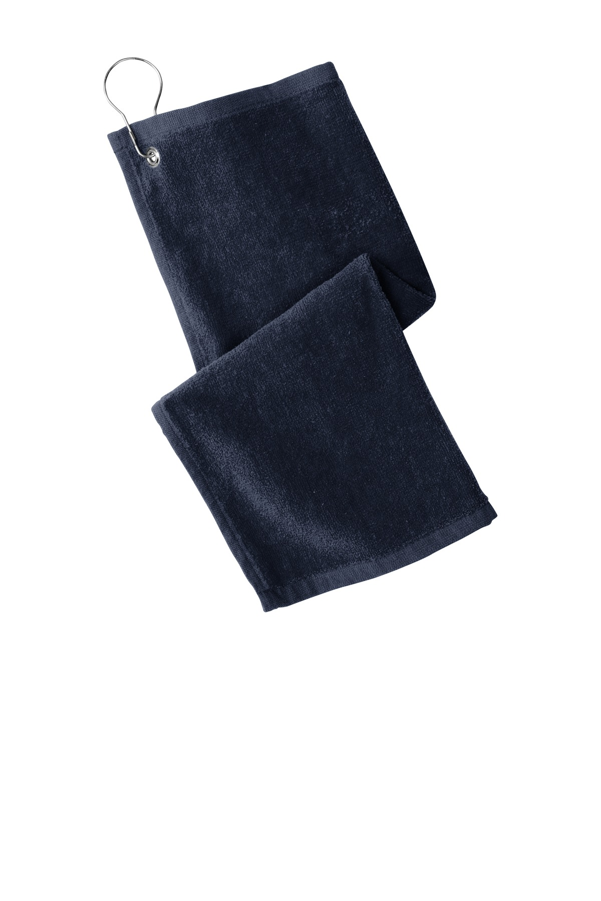 Port Authority  ®  Grommeted Hemmed Towel PT400 - Navy