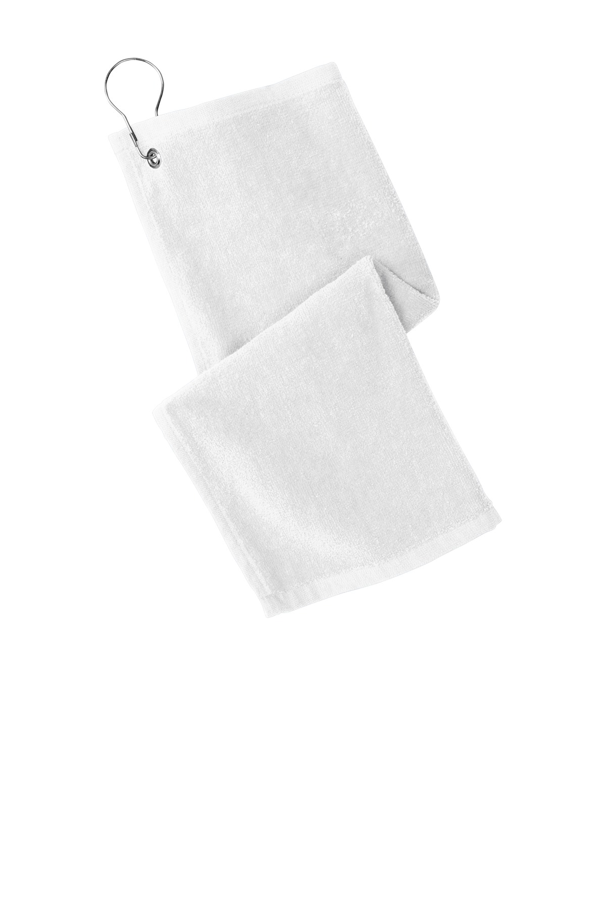 Port Authority  ®  Grommeted Hemmed Towel PT400 - White