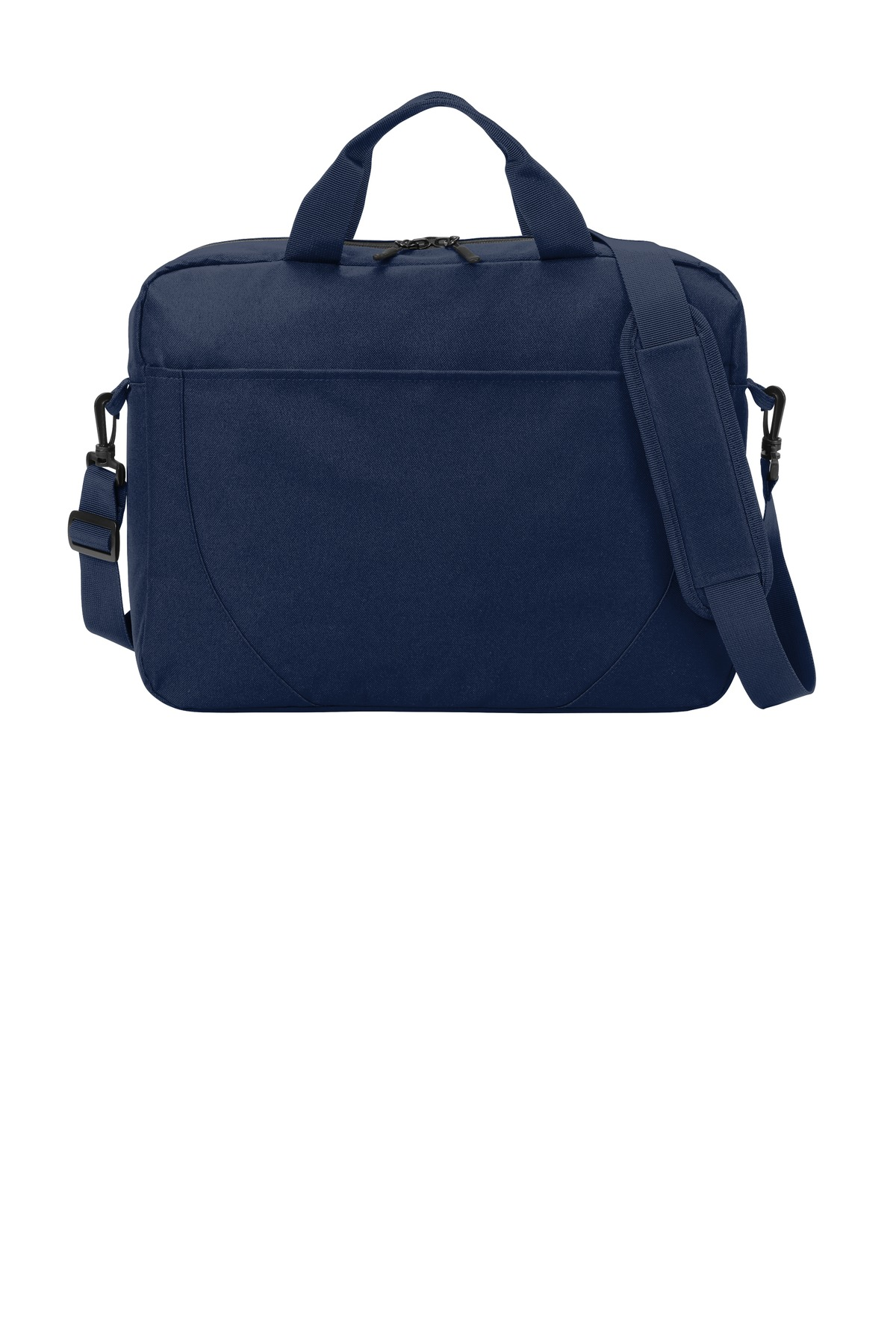 Port Authority  ®  Access Briefcase. BG318 - River Blue Navy