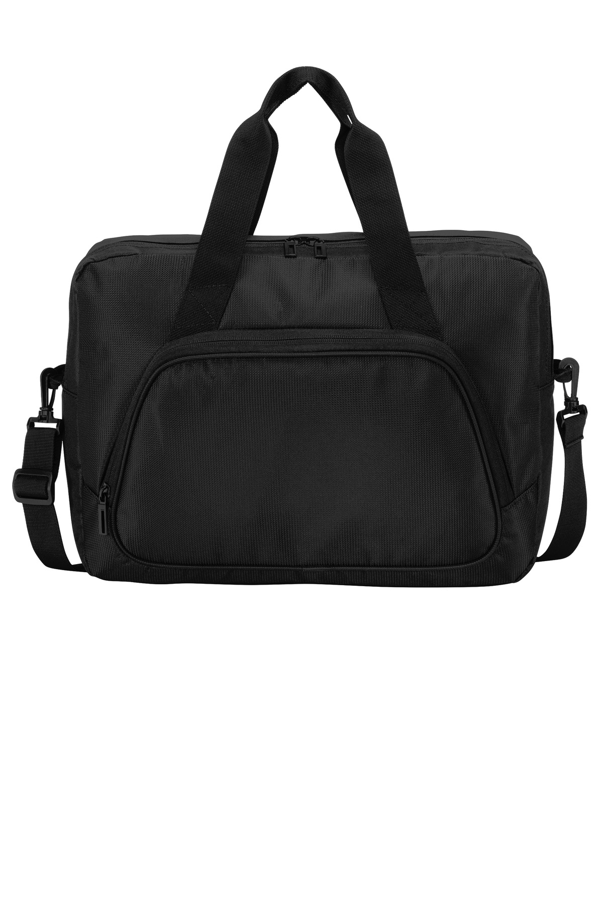 Port Authority  ®  City Briefcase. BG322 - Black