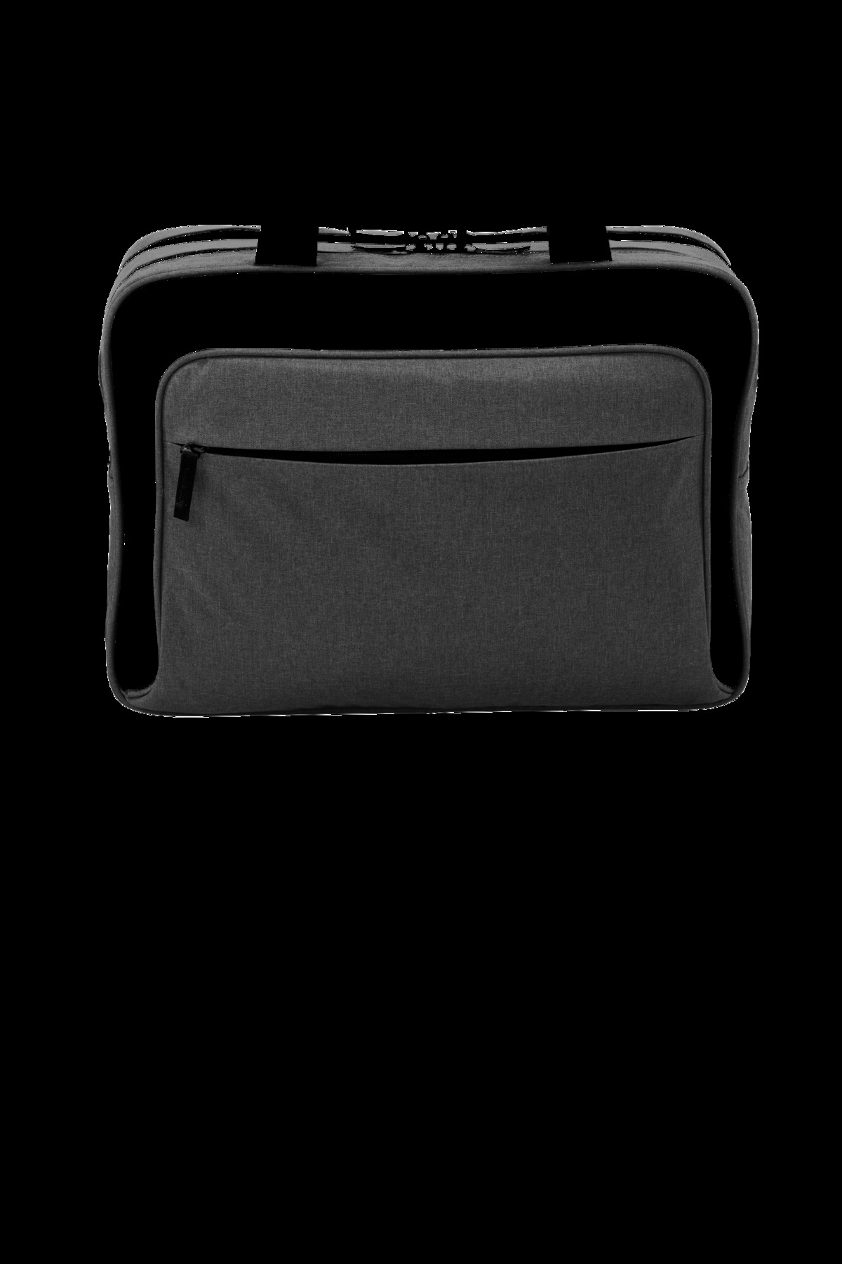 Port Authority  ®  Exec Briefcase. BG323 - Graphite Heather/ Black