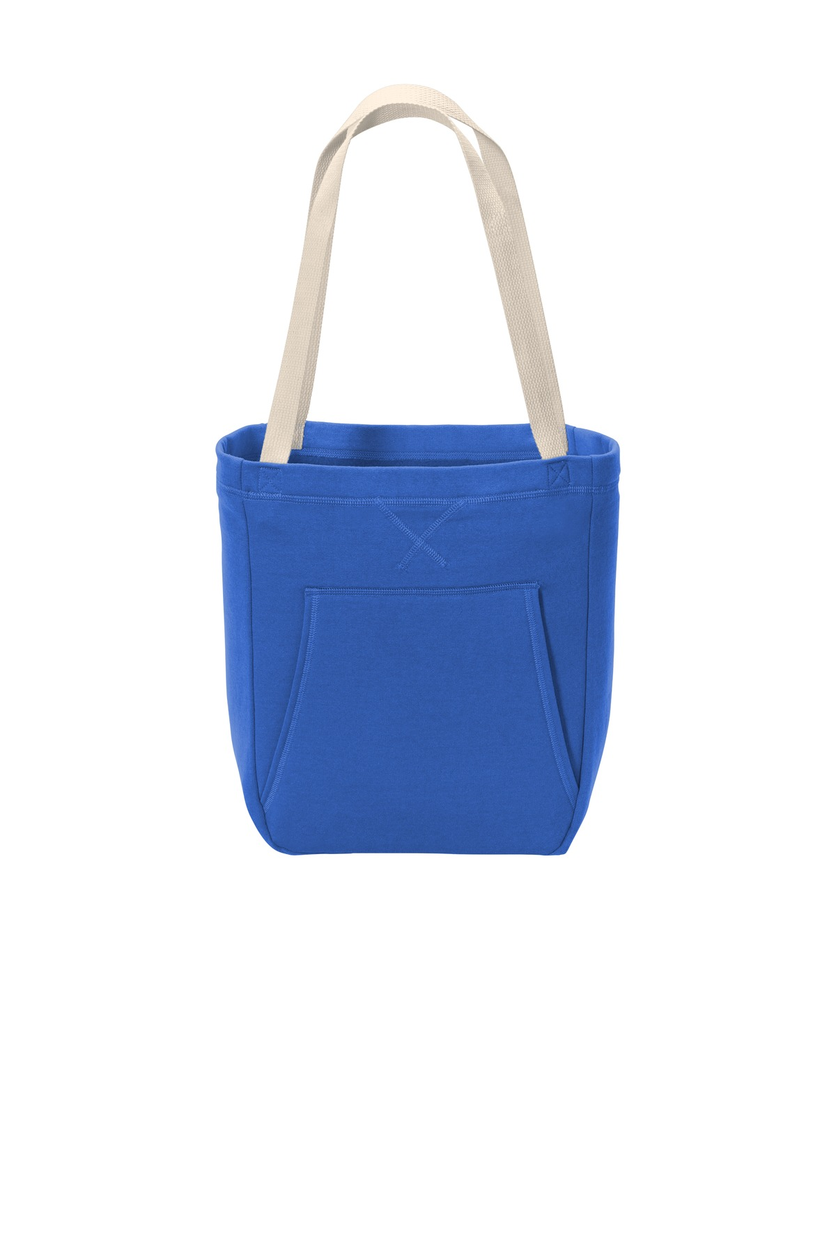 Port & Company  ®  Core Fleece Sweatshirt Tote BG415 - Royal