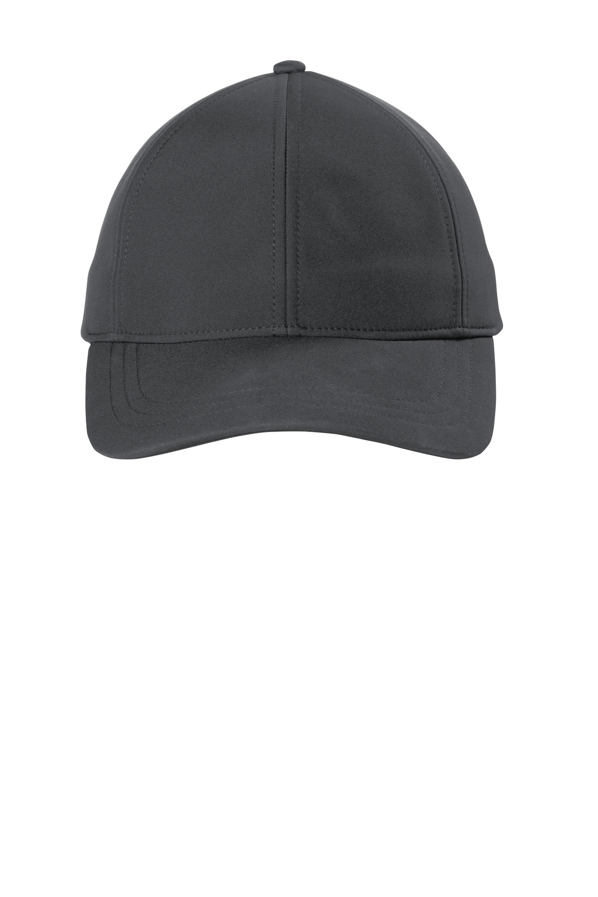 Port Authority  ®  Cold-Weather Core Soft Shell Cap. C945 - Battleship Grey