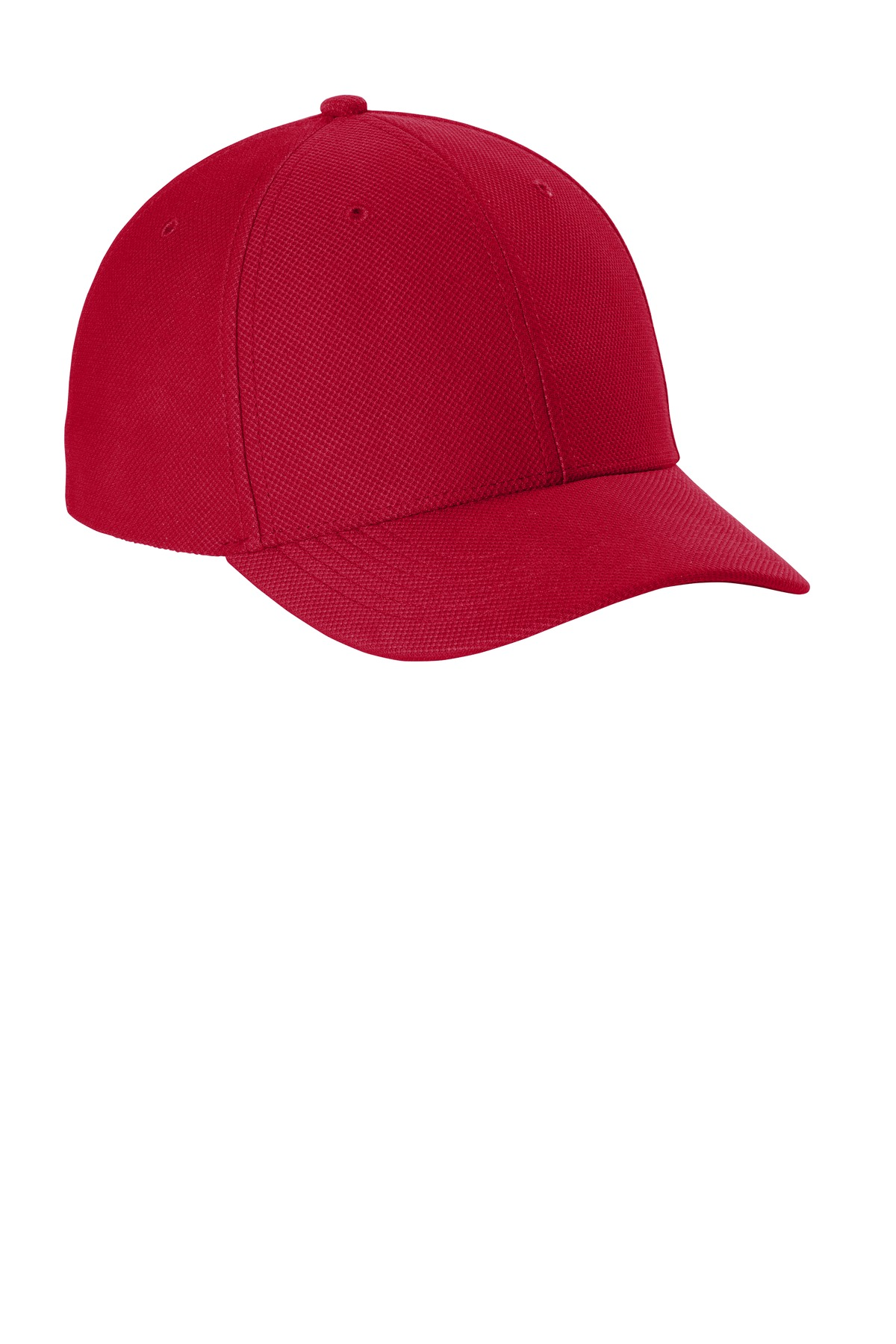 Sport-Tek  ®  Action Snapback Cap. STC50 - True Red
