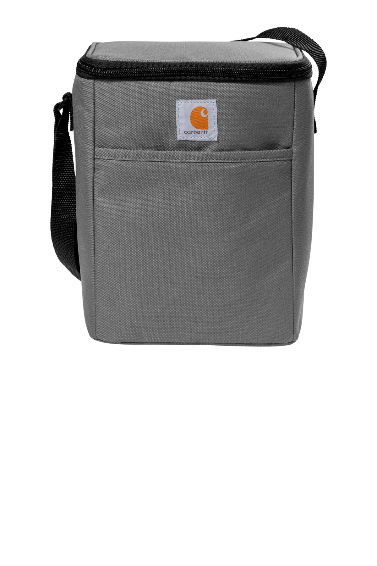 Carhartt ®    Vertical 12-Can Cooler. CT89032822 - Grey