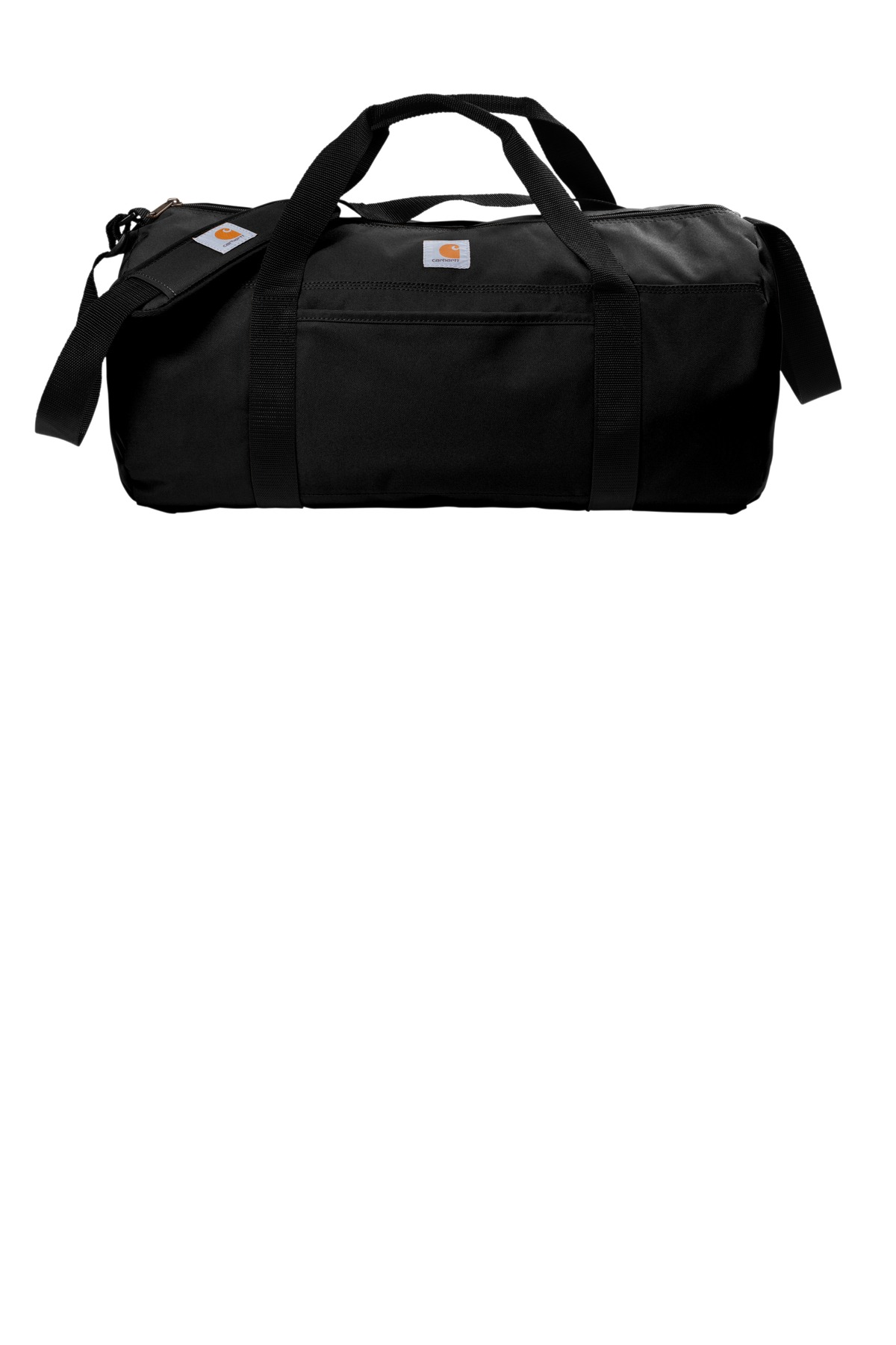 Carhartt ®   Canvas Packable Duffel with Pouch. CT89105112 - Black