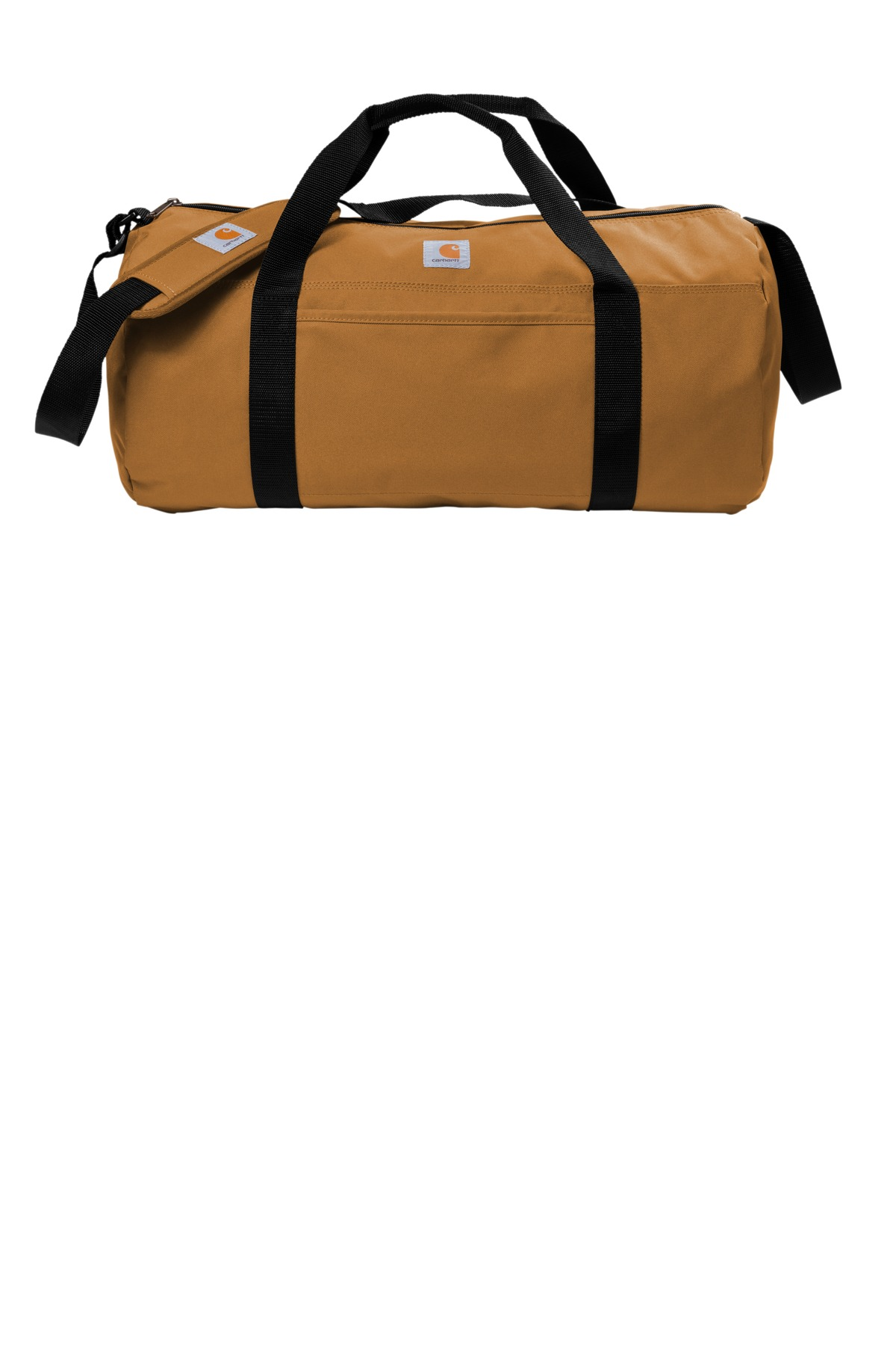 Carhartt ®   Canvas Packable Duffel with Pouch. CT89105112 - Carhartt Brown