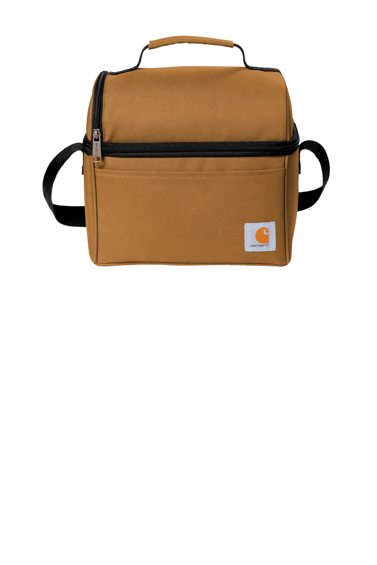 Carhartt ®   Lunch 6-Can Cooler. CT89251601 - Carhartt Brown