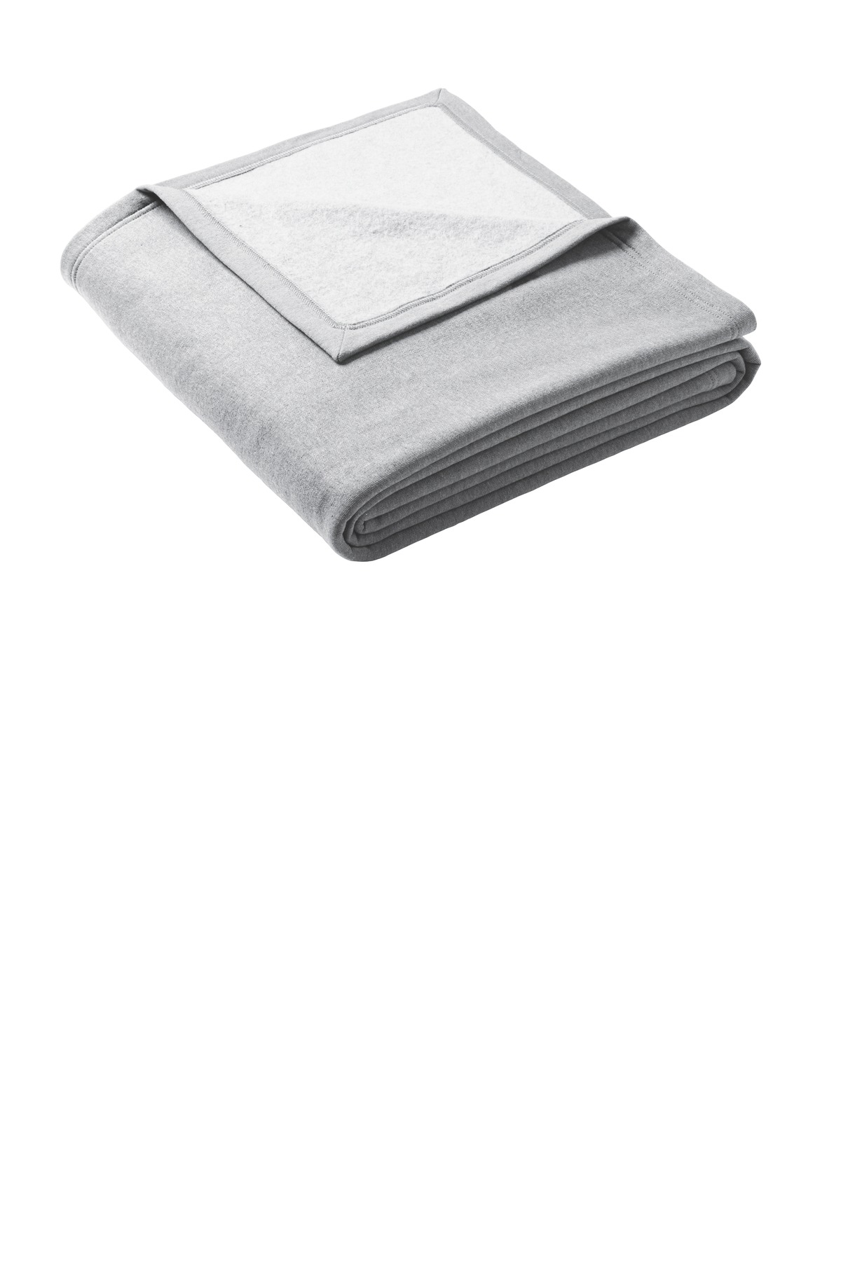 Port & Company ®  Oversized Core Fleece Sweatshirt Blanket BP79 - Athletic Heather