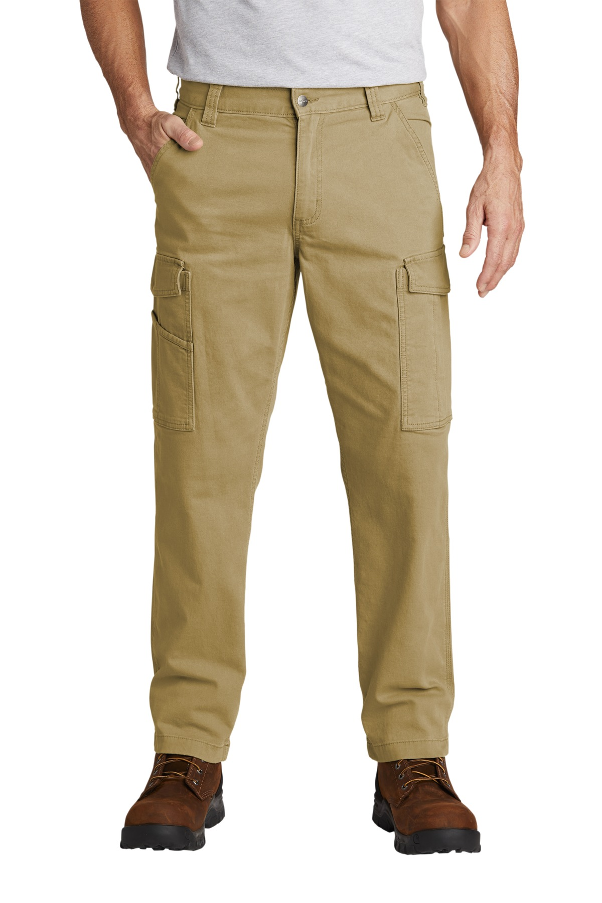 Carhartt ®  Rugged Flex ®  Rigby Cargo Pant CT103574 - Dark Khaki