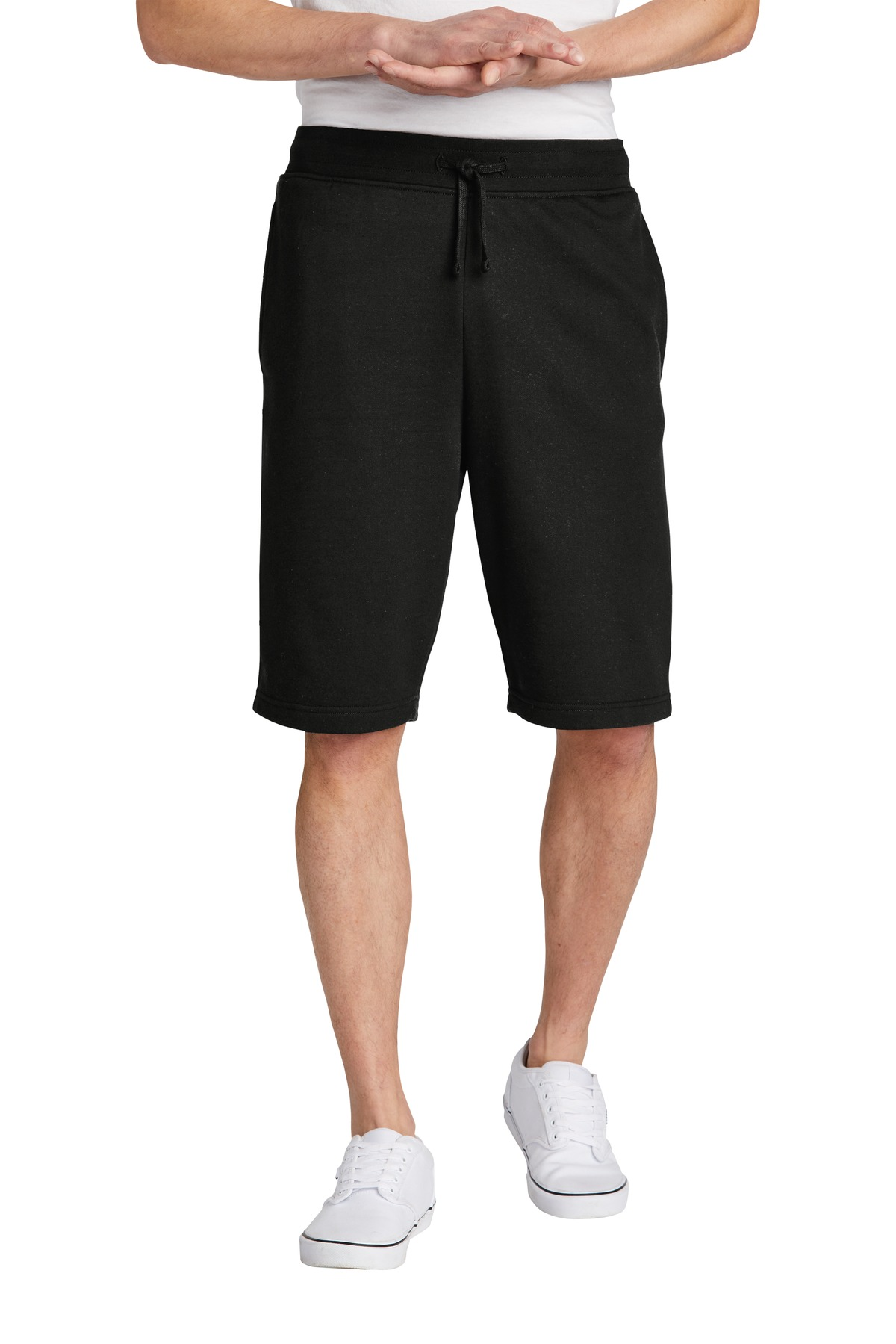 District ®  V.I.T. ™ Fleece Short DT6108 - Black