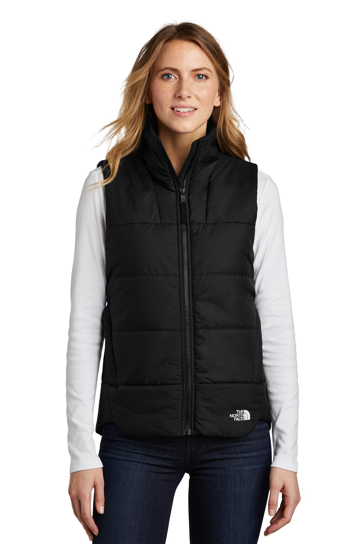The North Face  ®  Ladies Everyday Insulated Vest. NF0A529Q - TNF Black