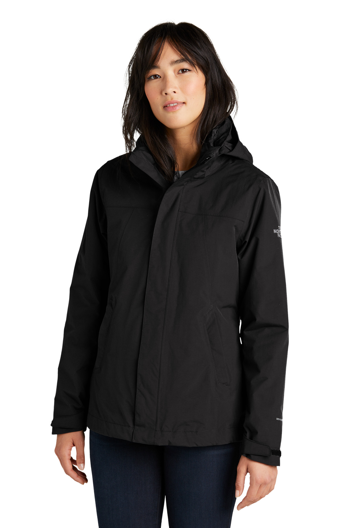 The North Face ®  Ladies Traverse Triclimate ®  3-in-1 Jacket NF0A5IRO - TNF Black