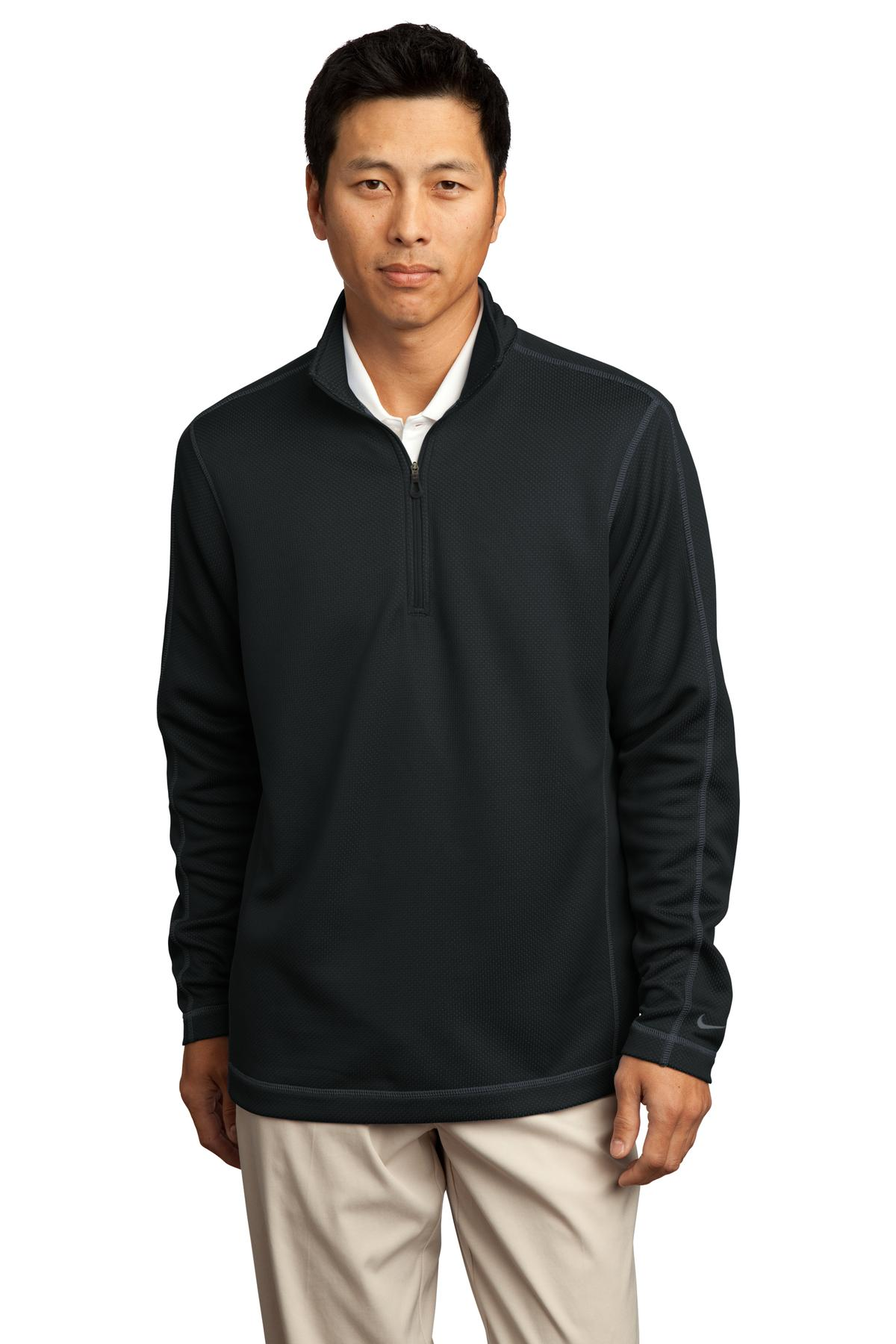 Nike Sphere Dry Cover-Up.  244610 - Black/ Anthracite