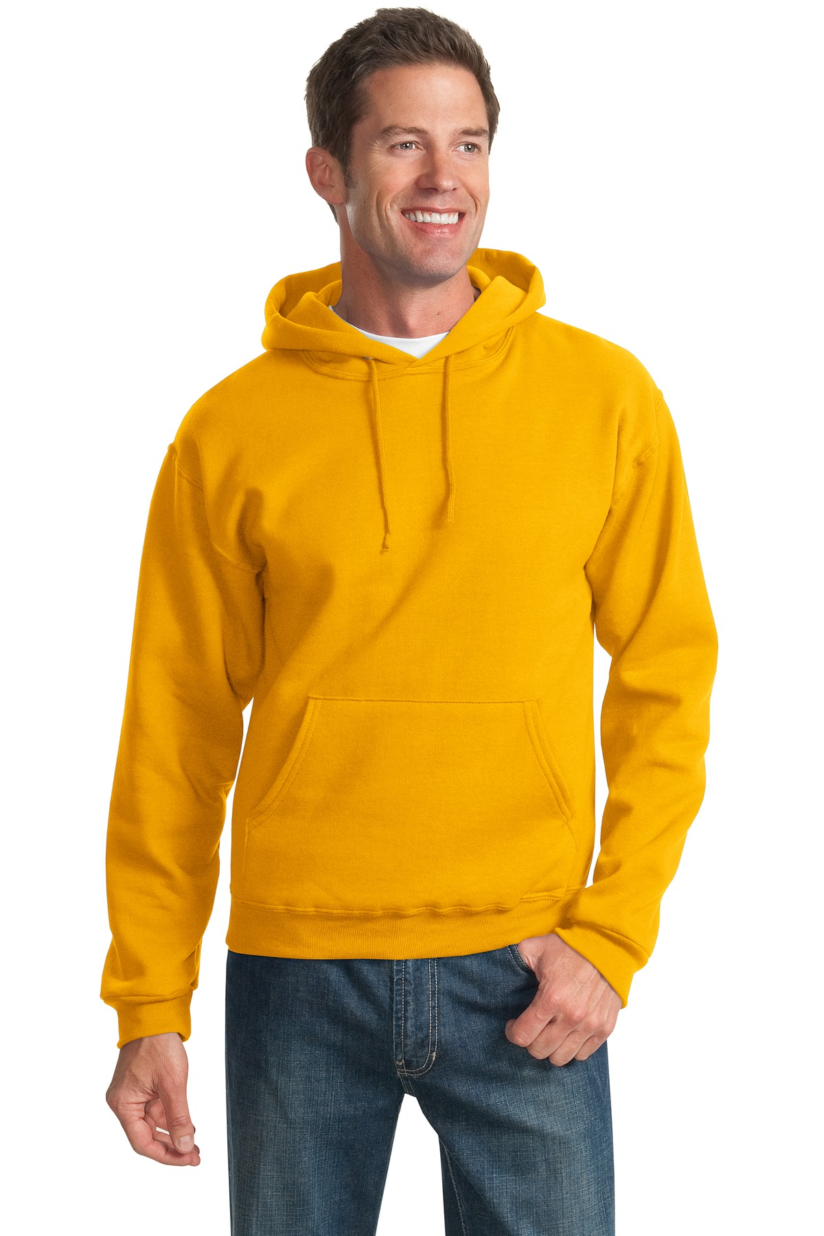 JERZEES ®  - NuBlend ®  Pullover Hooded Sweatshirt.  996M - Gold
