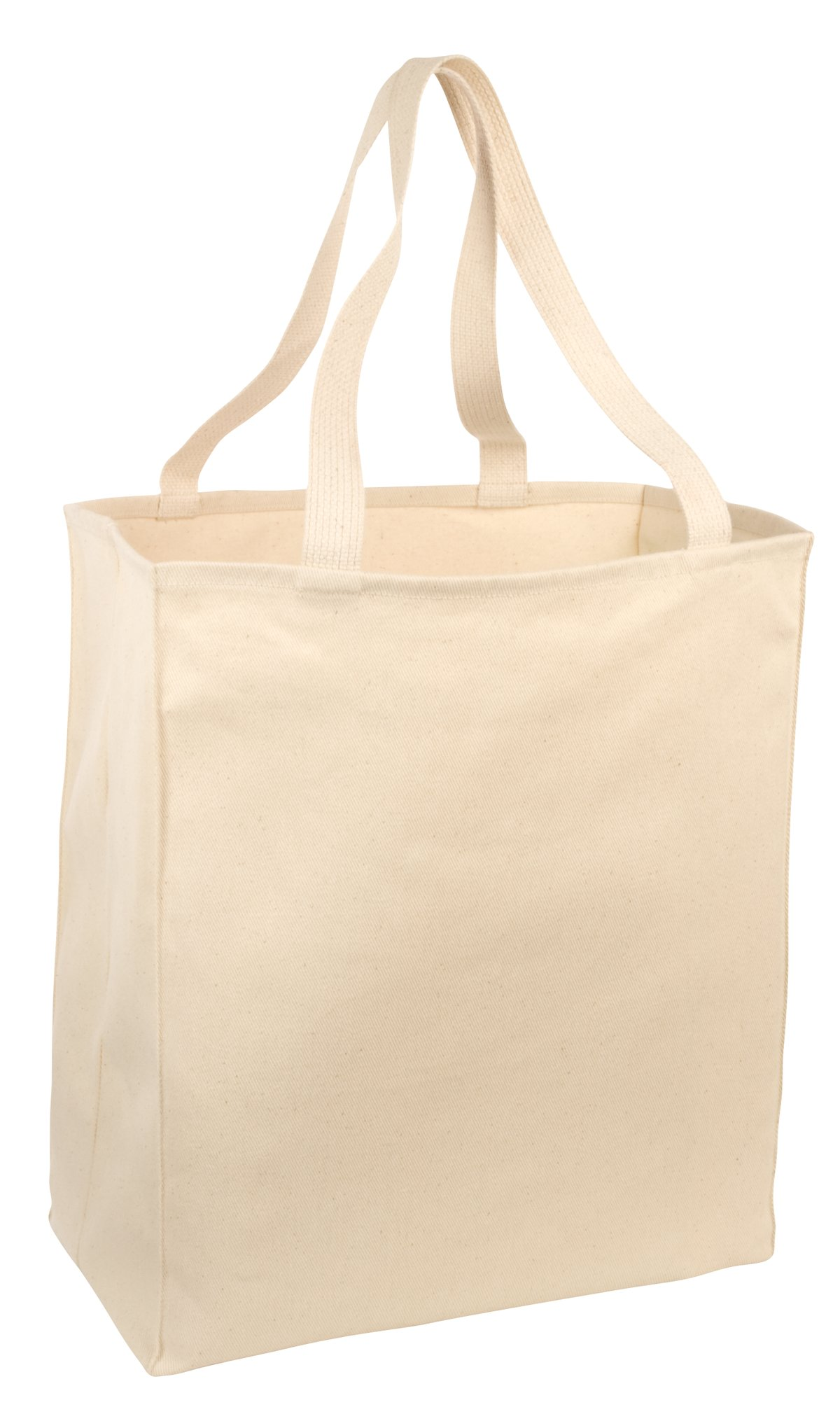 Port Authority ®  Over-the-Shoulder Grocery Tote. B110 - Natural