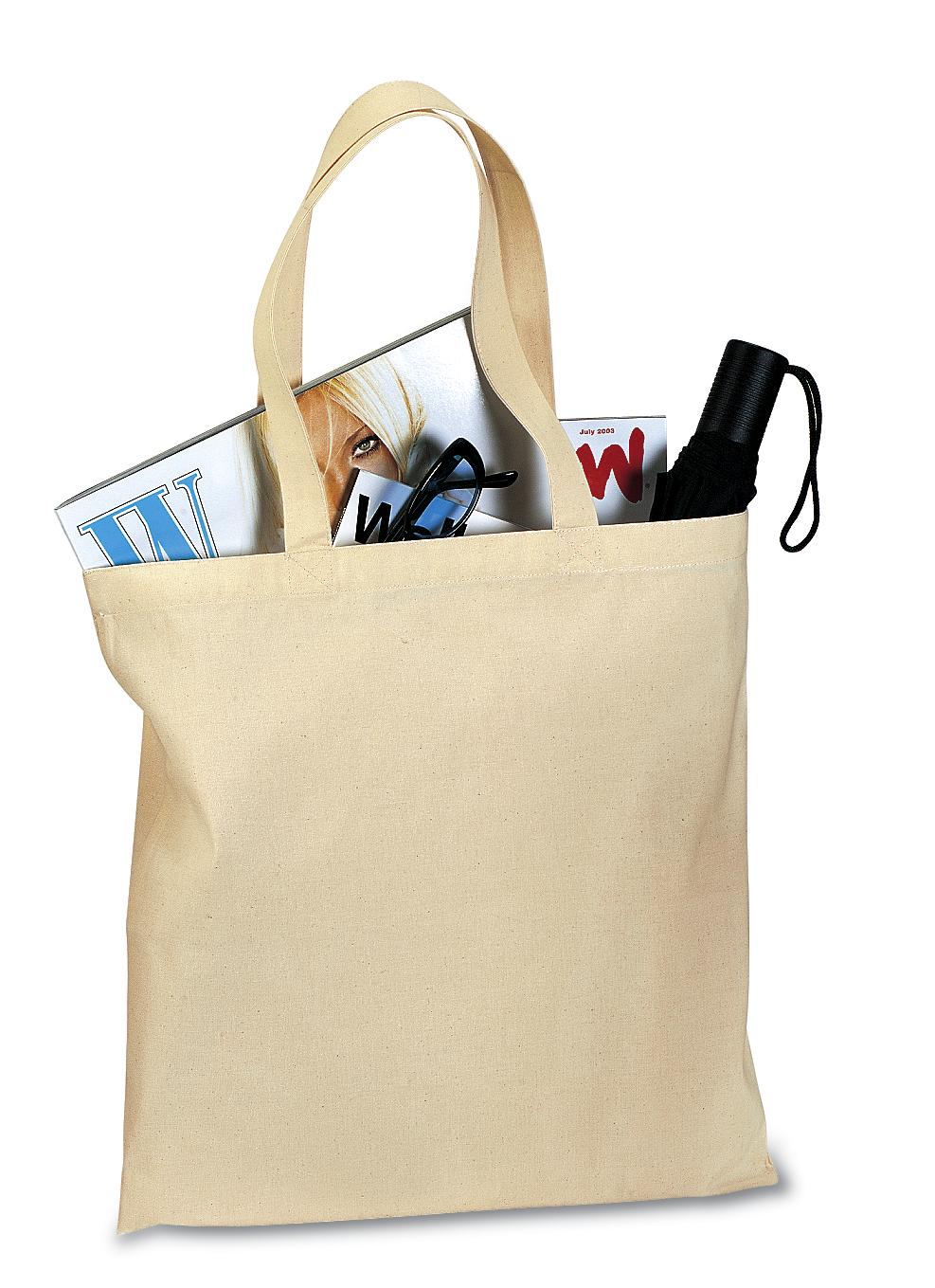 Port Authority ®  - Budget Tote.  B150 - Natural