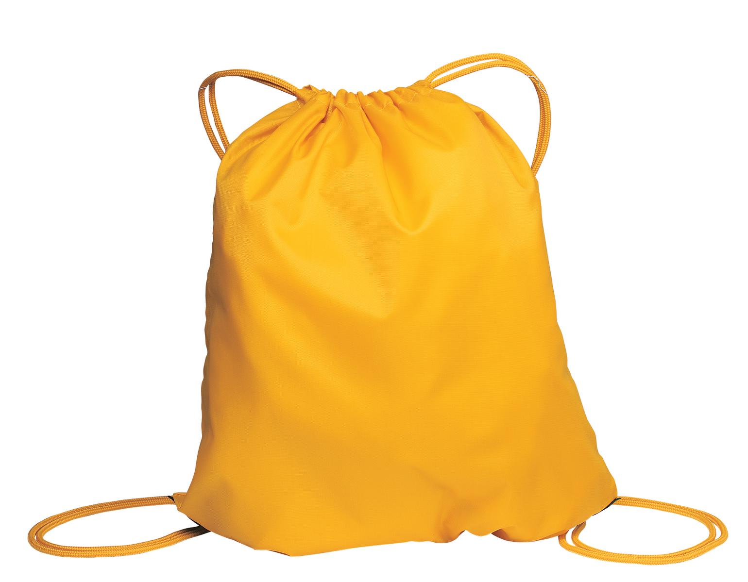 Port Authority ®  - Cinch Pack.  BG85 - Athletic Gold