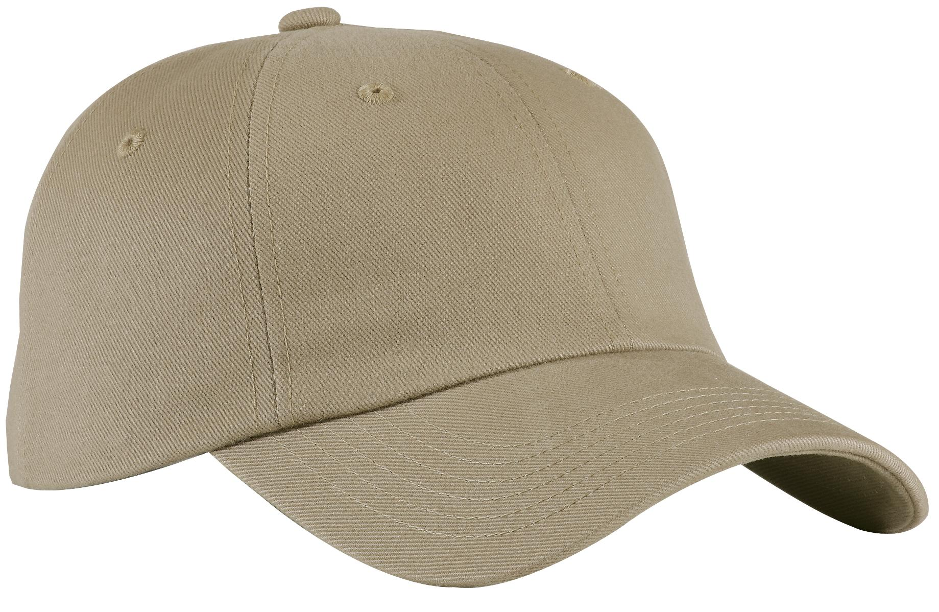 Port Authority ®  Brushed Twill Cap.  BTU - Khaki