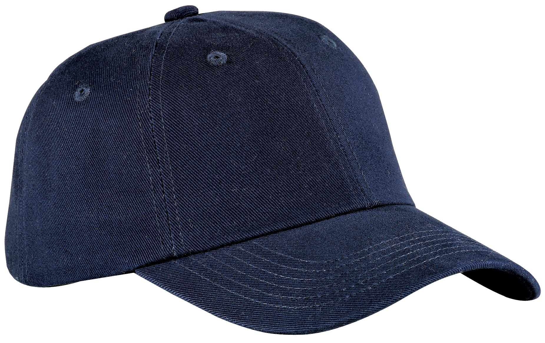 Port Authority ®  Brushed Twill Cap.  BTU - Navy