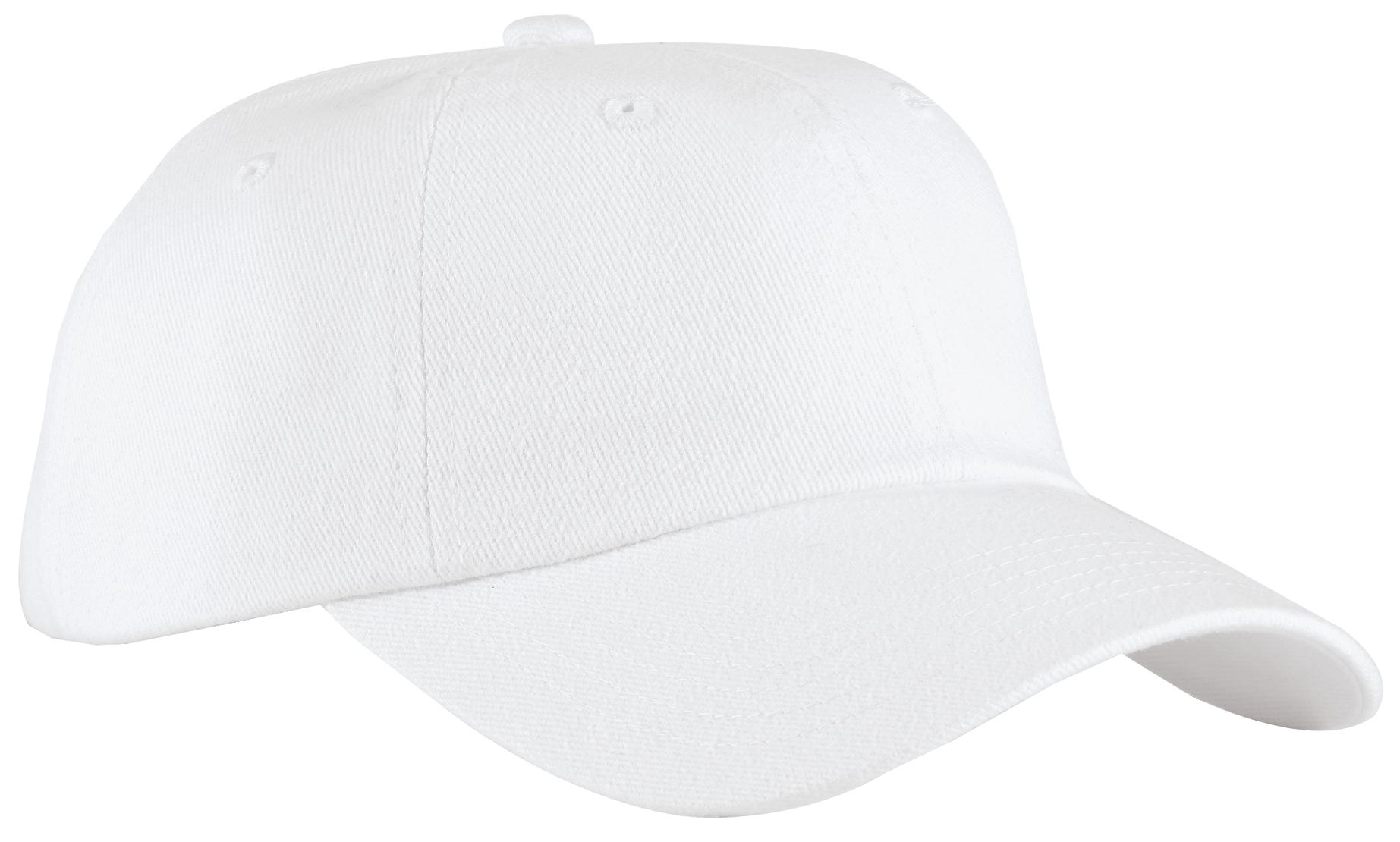 Port Authority ®  Brushed Twill Cap.  BTU - White