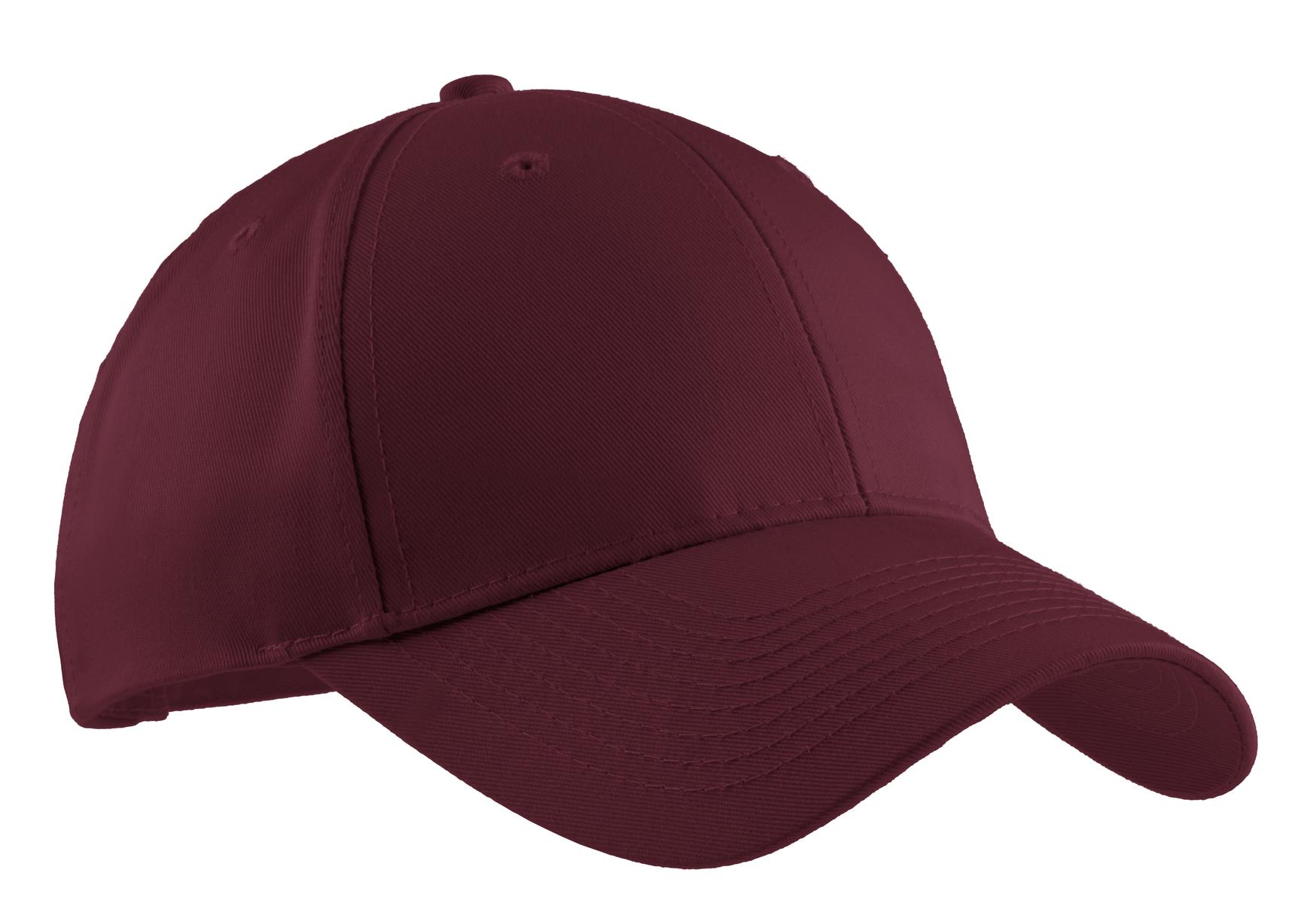 Port Authority ®  Easy Care Cap. C608 - Burgundy