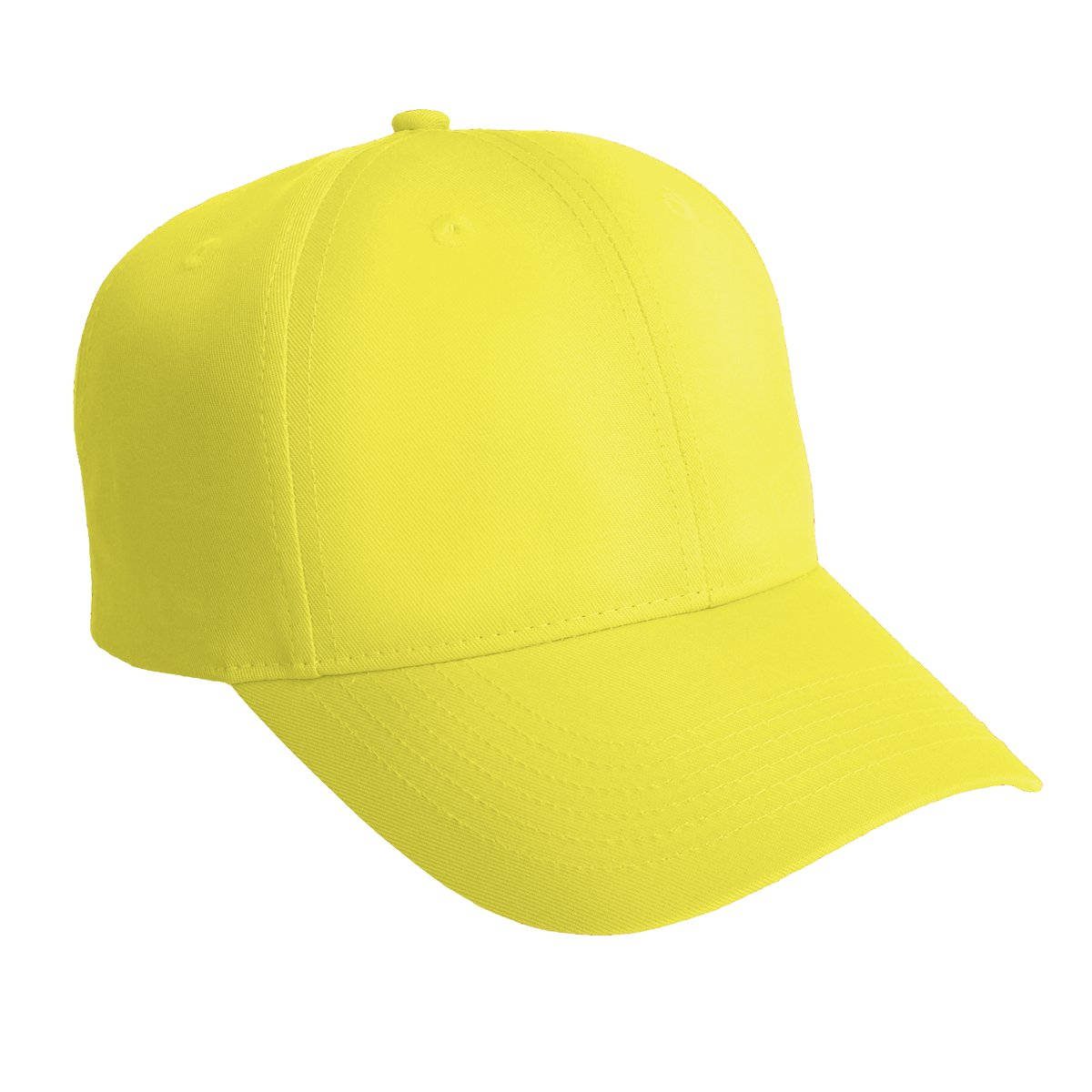 Port Authority ®  Solid Enhanced Visibility Cap. C806 - Safety Yellow