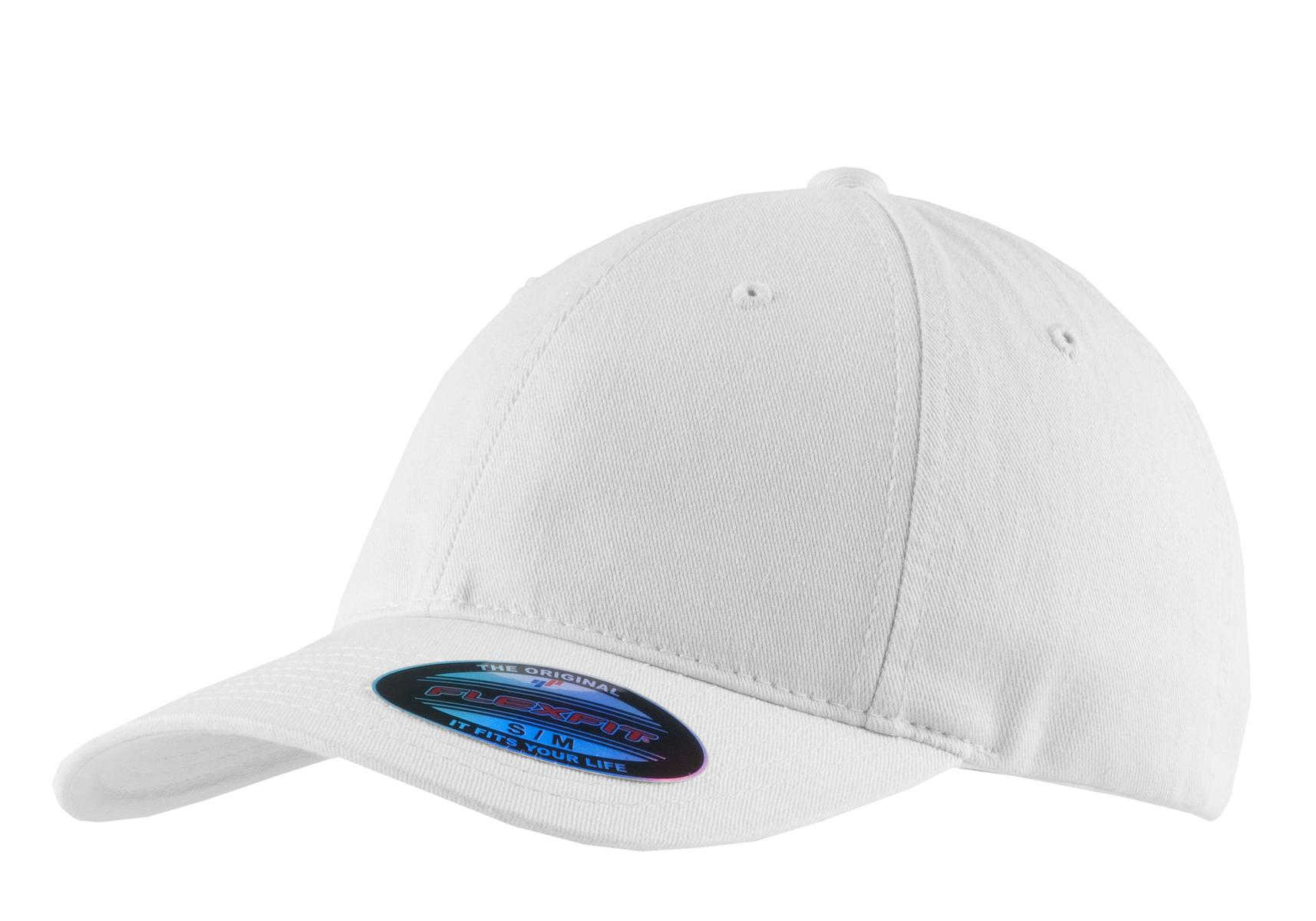 Port Authority ®  Flexfit ®  Garment-Washed Cap. C809 - White