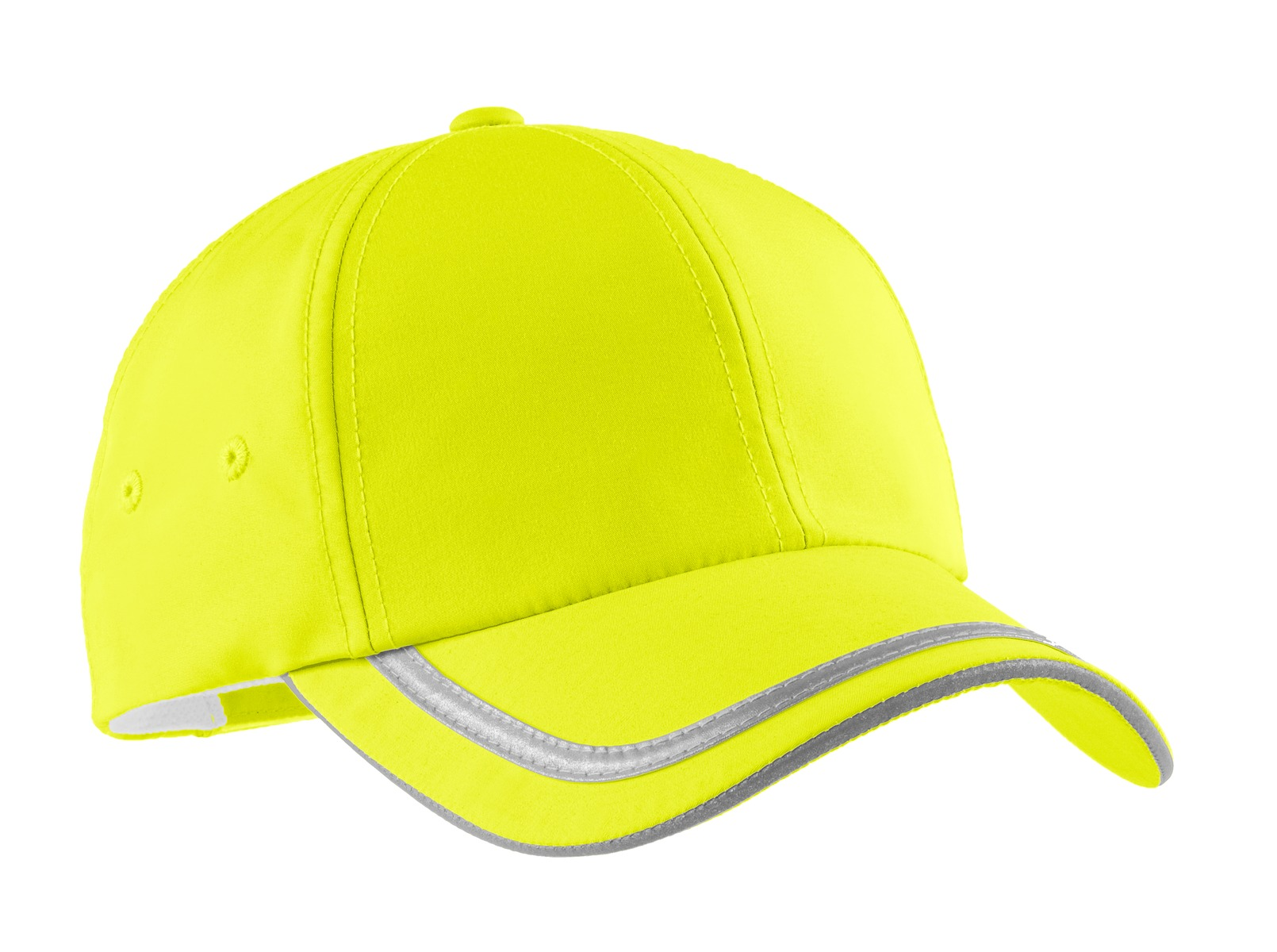 Port Authority ®  Enhanced Visibility Cap.  C836 - Safety  Yellow