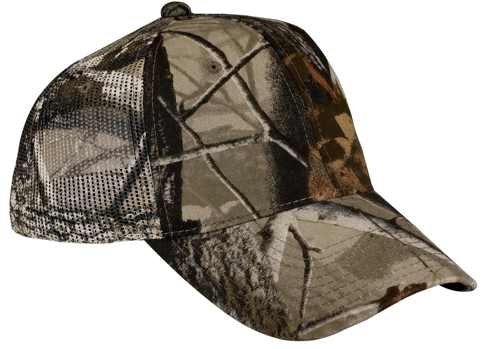 Port Authority ®  Pro Camouflage Series Cap with Mesh Back.  C869 - Realtree Hardwoods