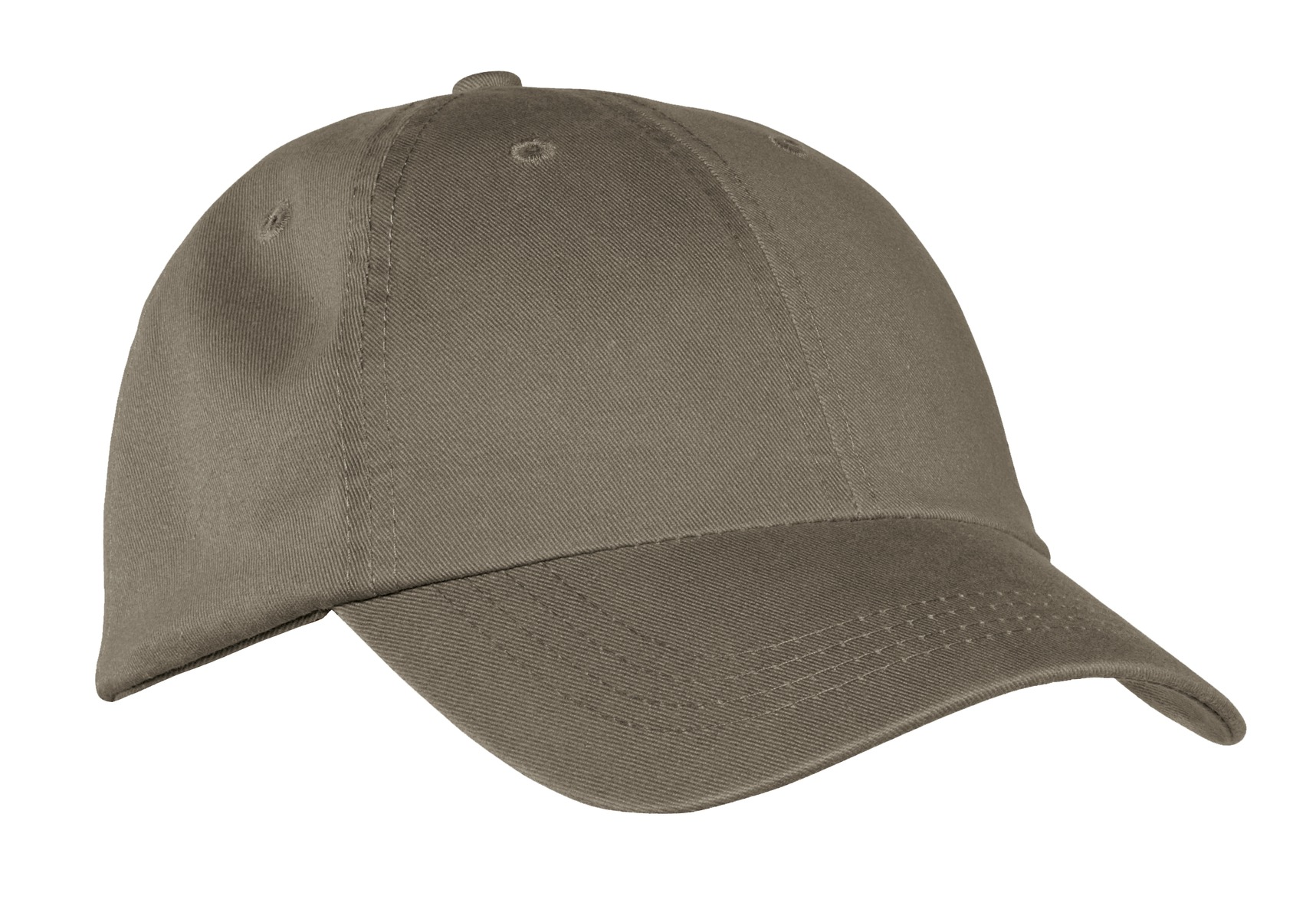 Port & Company ®  - Washed Twill Cap.  CP78 - Driftwood
