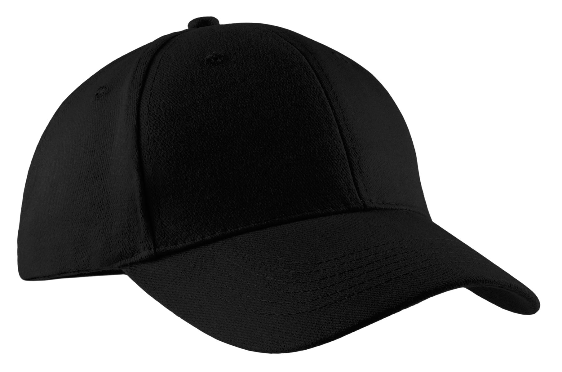 Port and Company - Brushed Twill Cap. CP82