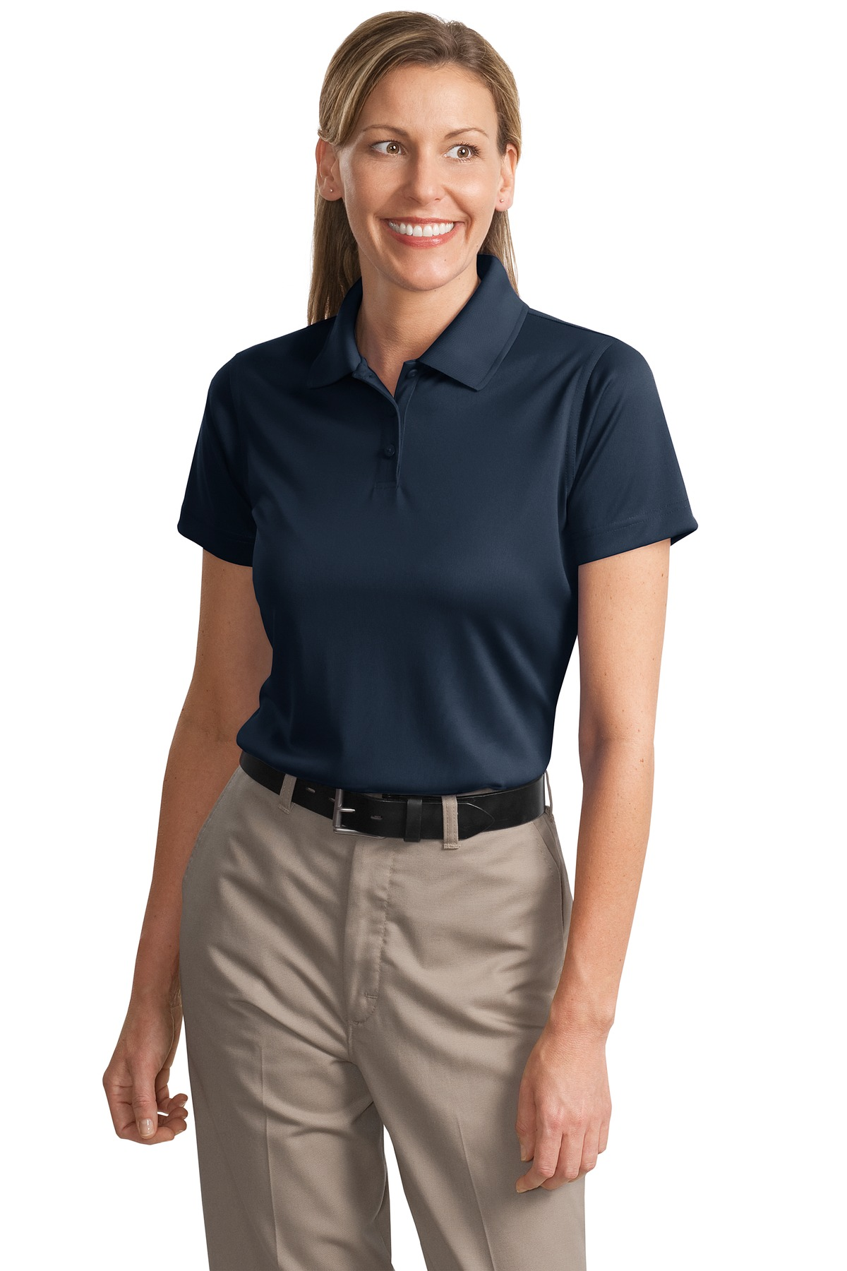 CornerStone ®  - Ladies Select Snag-Proof Polo. CS413 - Dark Navy