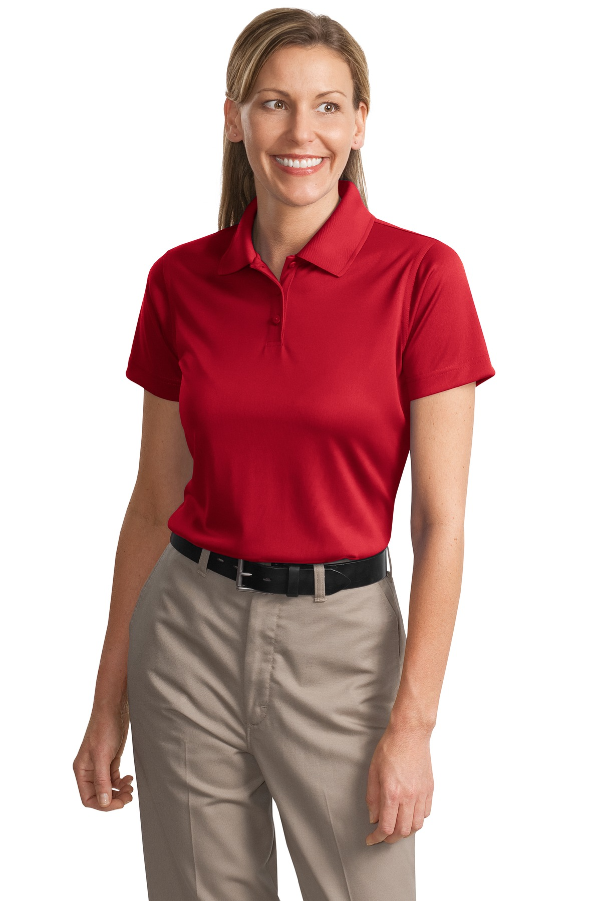 CornerStone ®  - Ladies Select Snag-Proof Polo. CS413 - Red