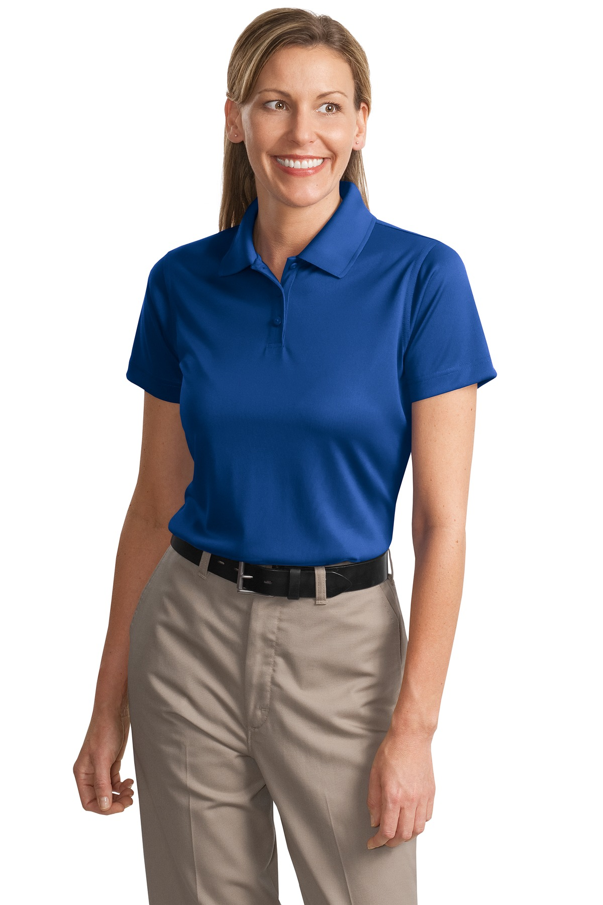 CornerStone ®  - Ladies Select Snag-Proof Polo. CS413 - Royal