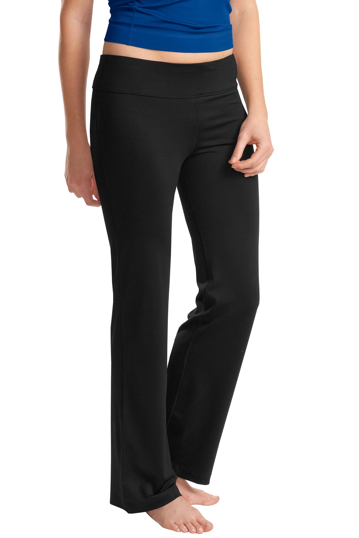 Sport-Tek ®  Ladies NRG Fitness Pant. LPST880 - Black
