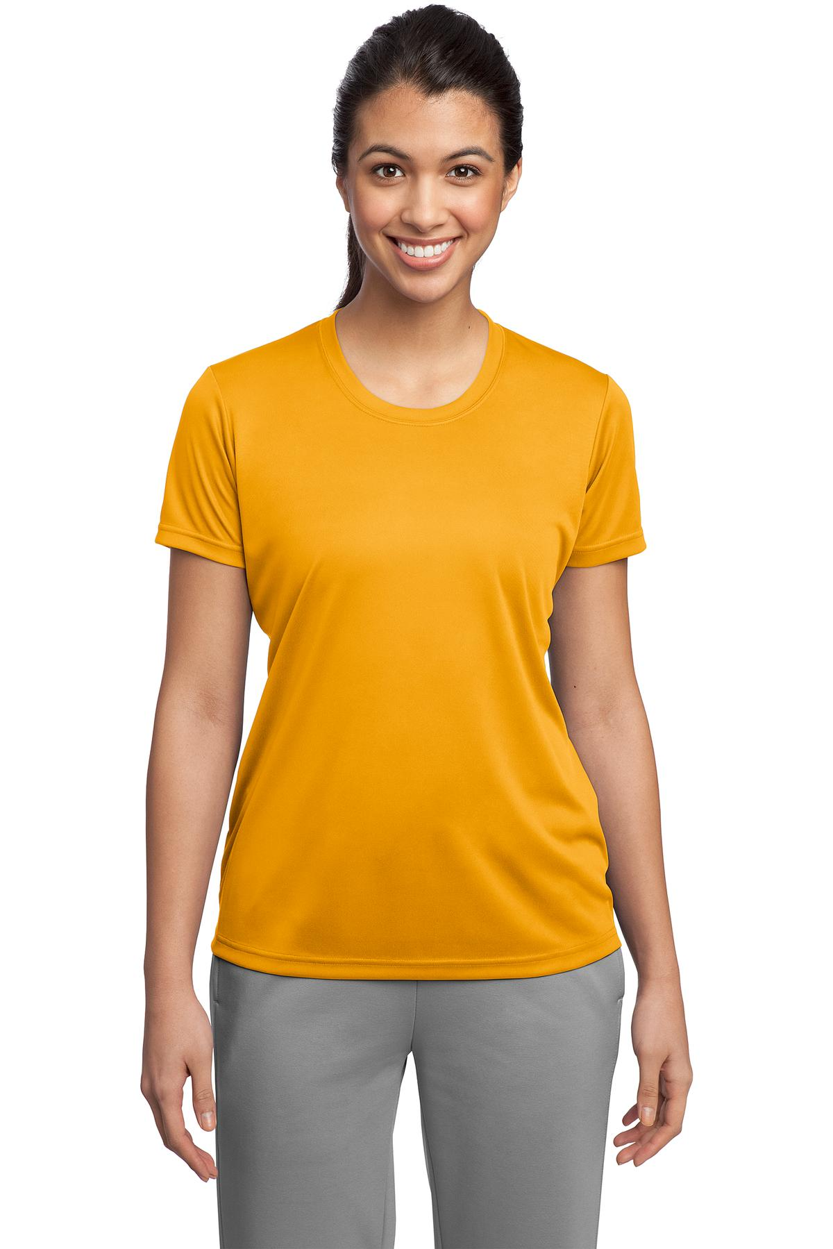 Sport-Tek ®  Ladies PosiCharge ®  Competitor™ Tee. LST350 - Gold