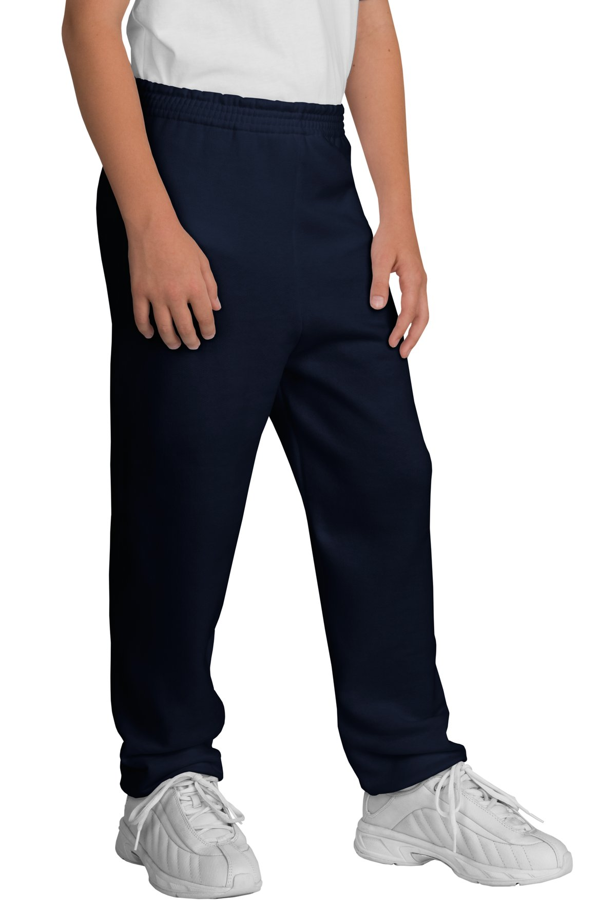 Port & Company ®  - Youth Core Fleece Sweatpant.  PC90YP - Navy