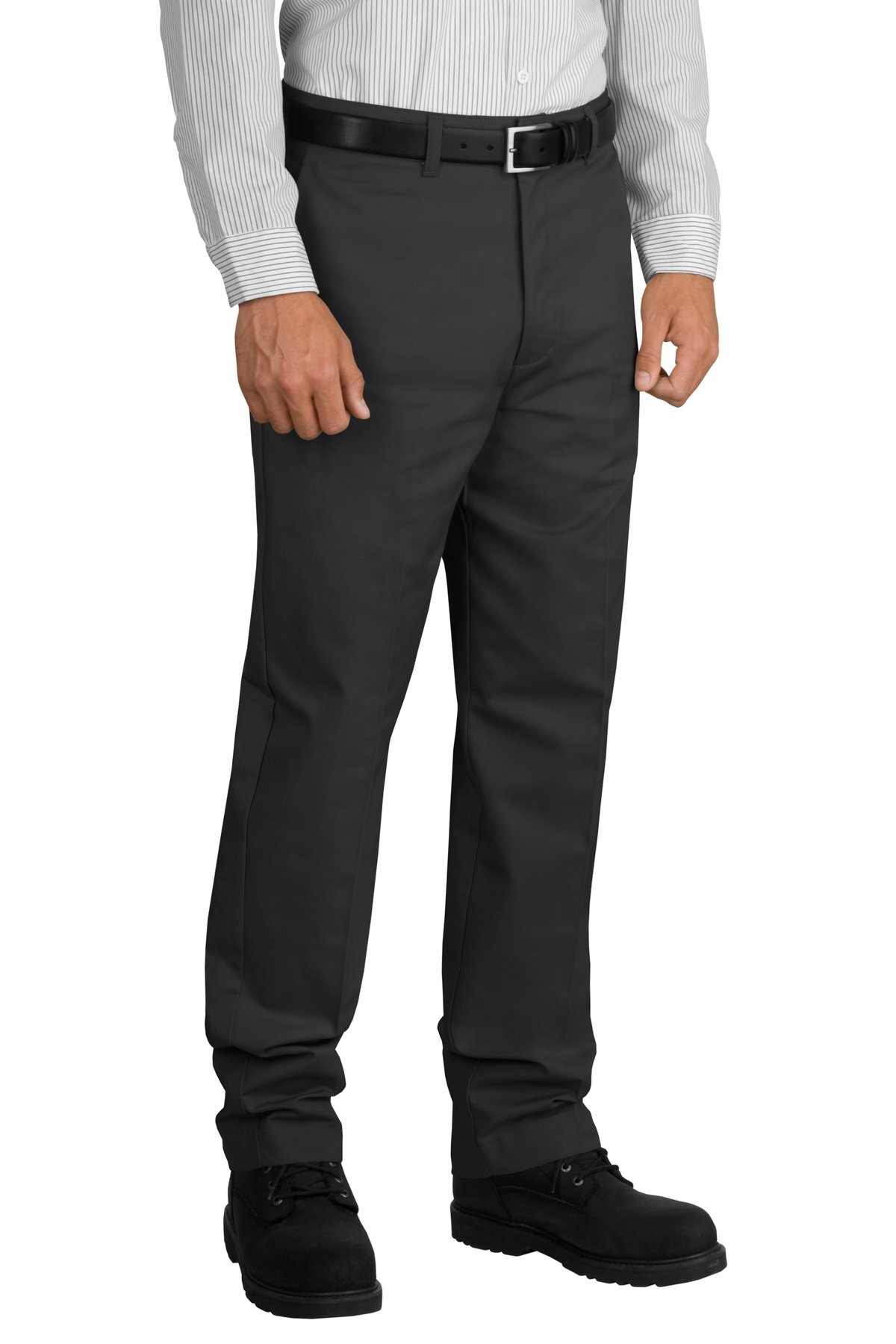 Red Kap ®  Industrial Work Pant.  PT20 - Charcoal