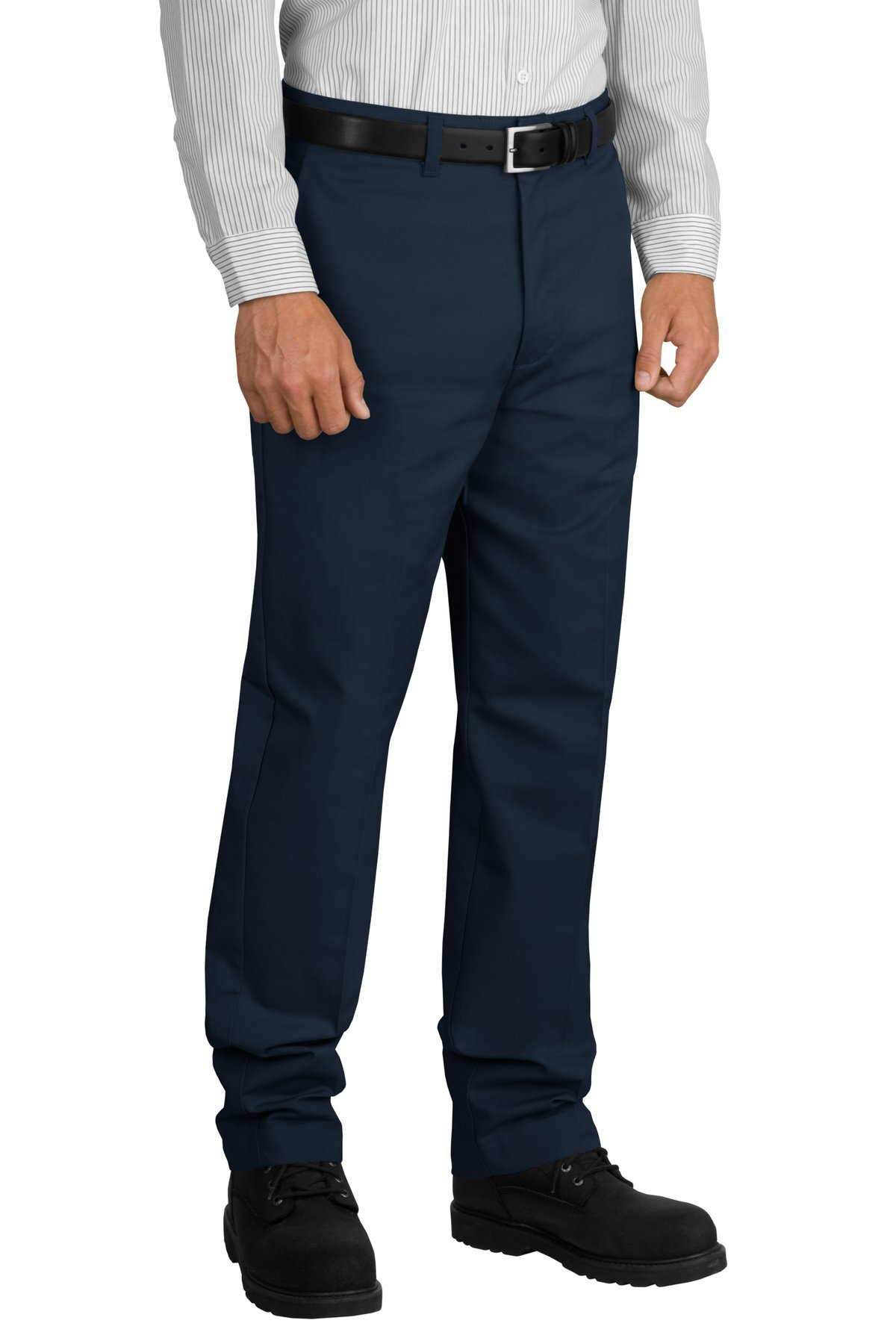 Red Kap ®  - Industrial Work Pant.  PT20 - Navy