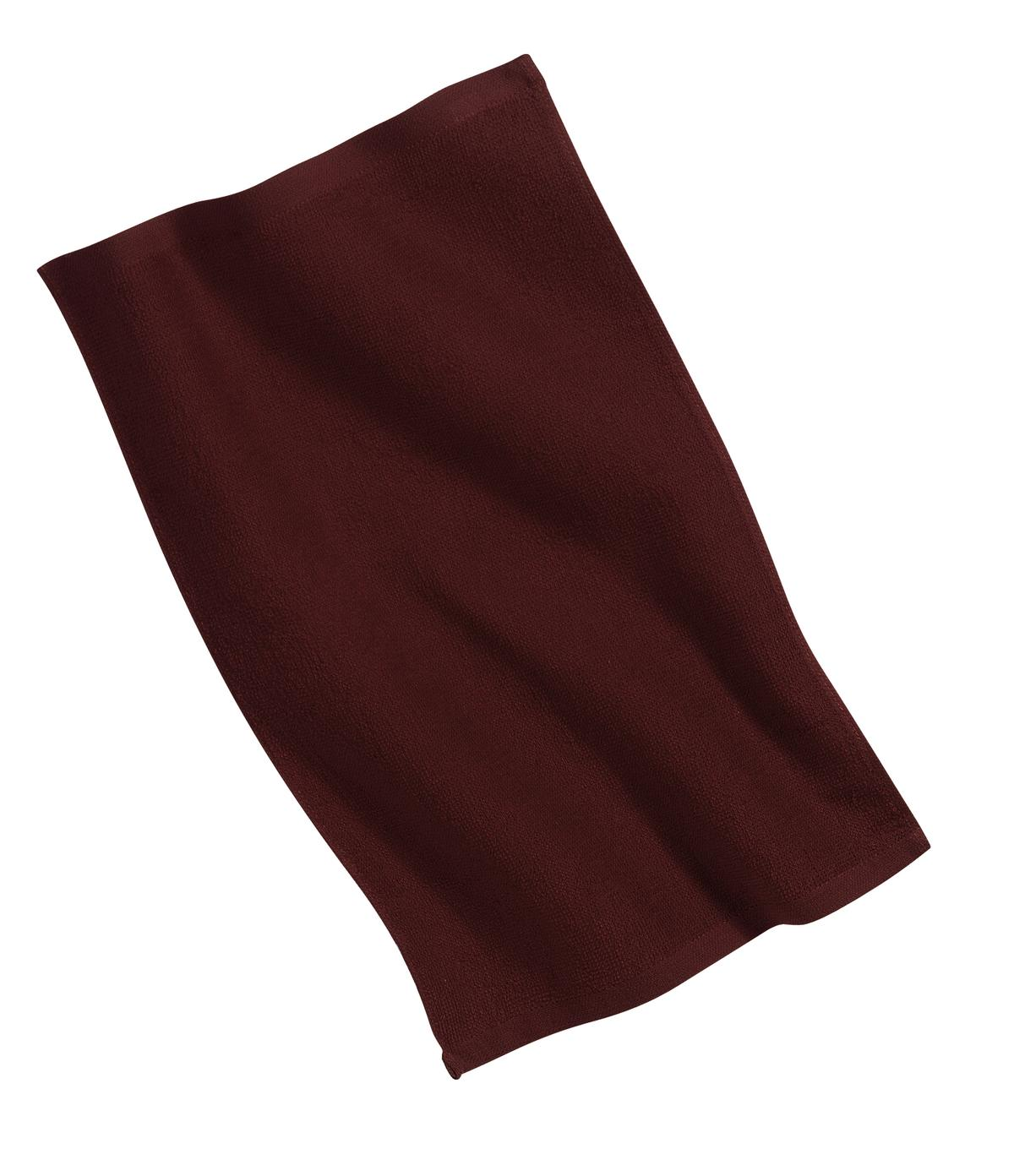 Port Authority ®  - Rally Towel.  PT38 - Maroon