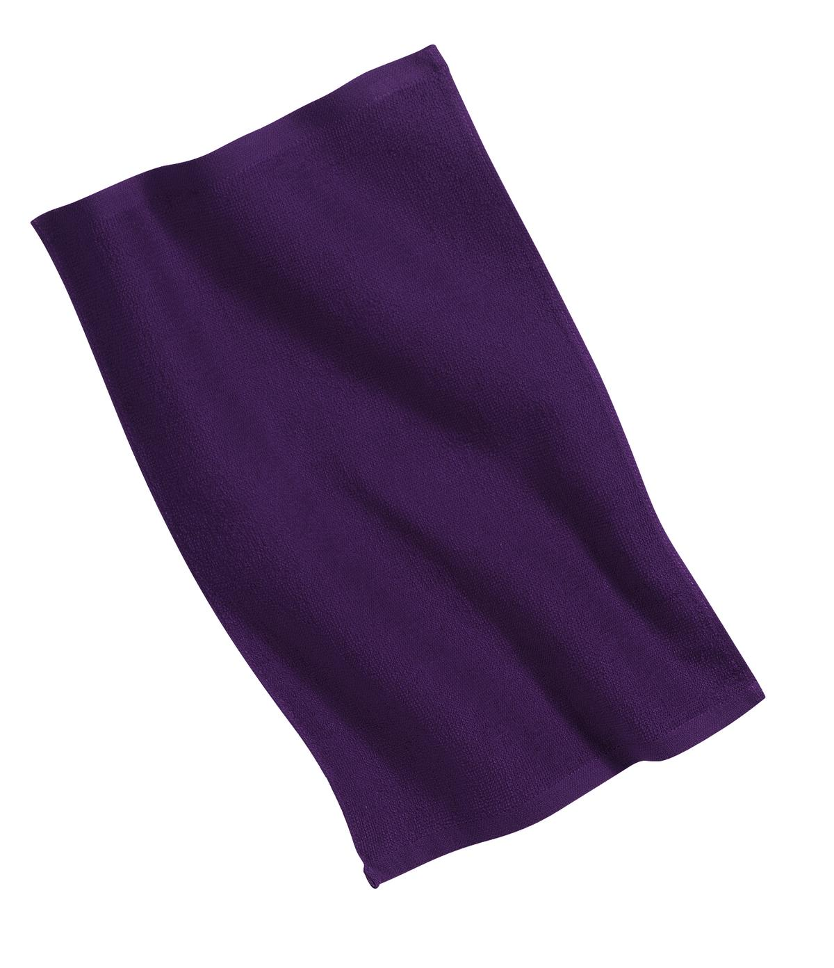 Port Authority ®  - Rally Towel.  PT38 - Purple