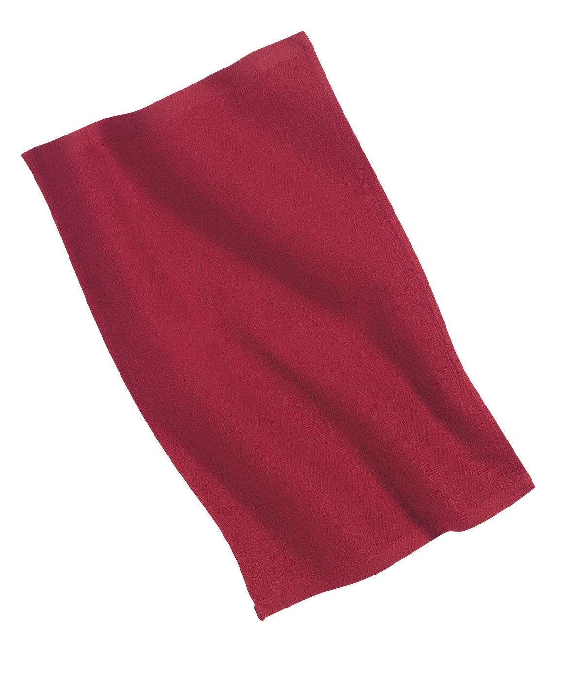 Port Authority ®  - Rally Towel.  PT38 - Red