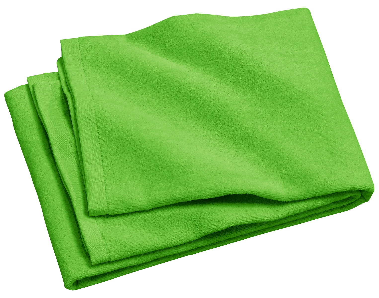 Port Authority ®  - Beach Towel.  PT42 - Bright Lime