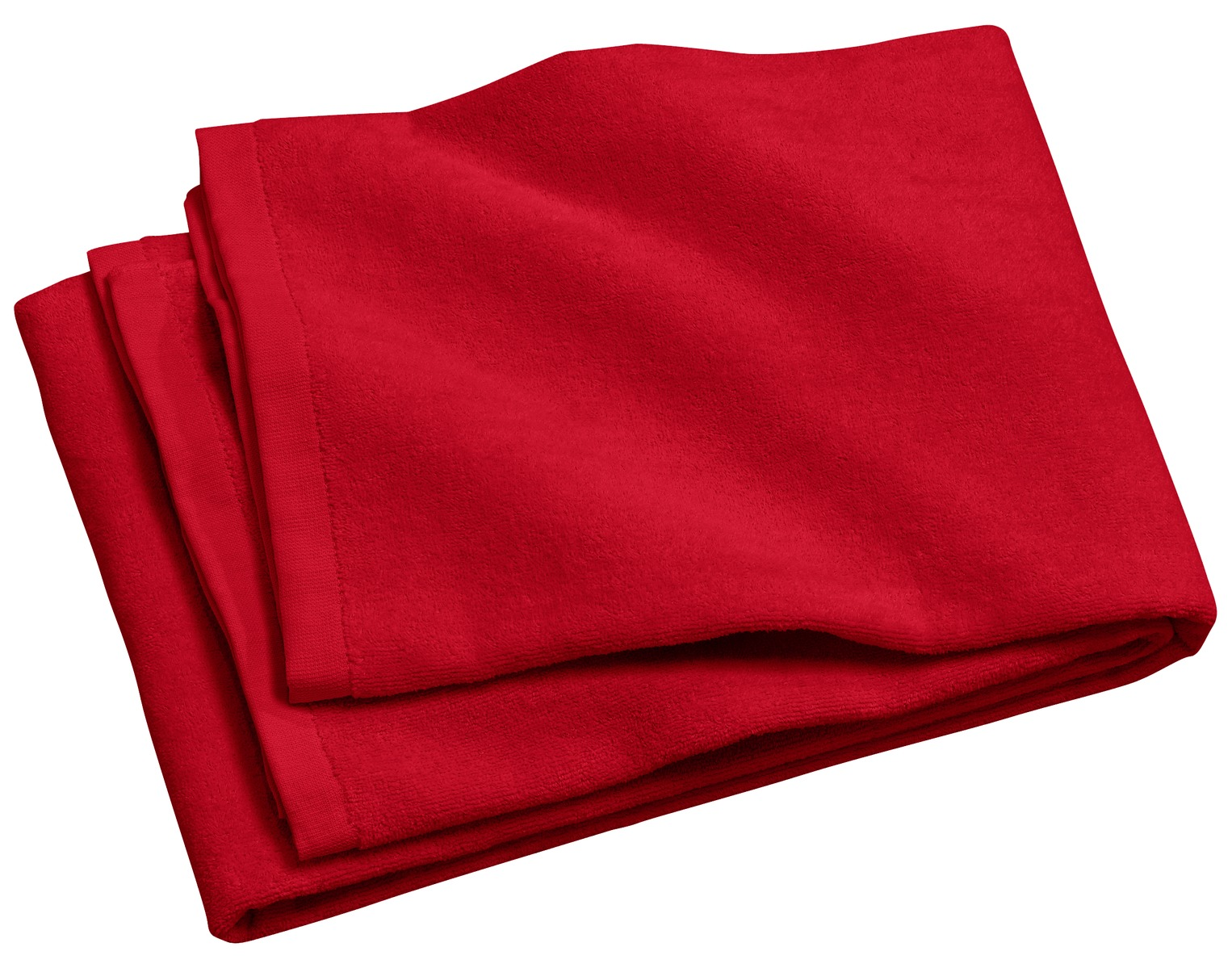 Port Authority ®  - Beach Towel.  PT42 - Red