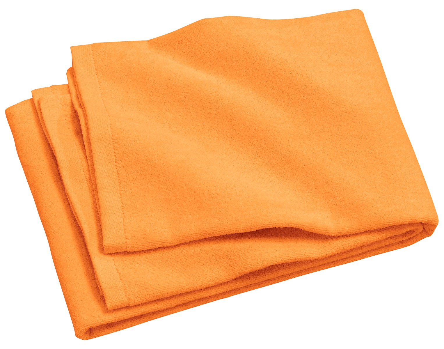 Port Authority ®  - Beach Towel.  PT42 - Tangerine
